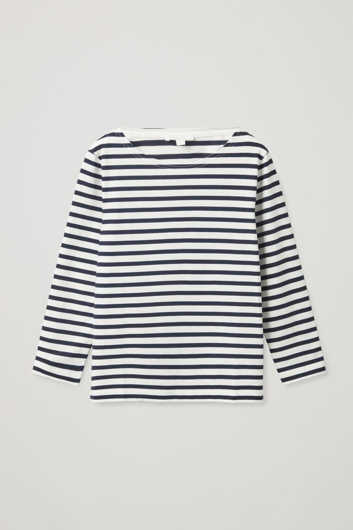 BOAT NECK TOP 6