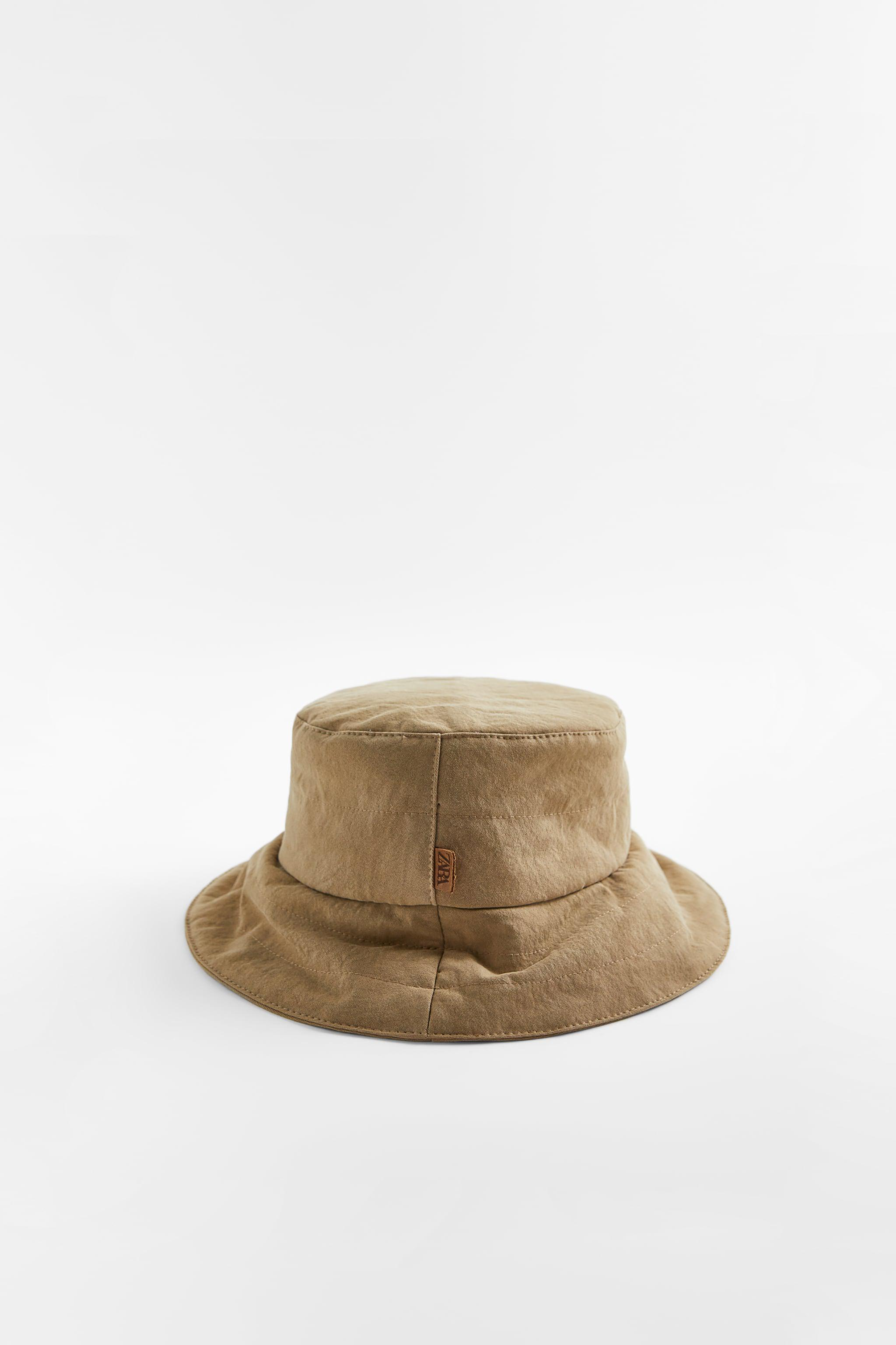 QUILTED BUCKET HAT 2