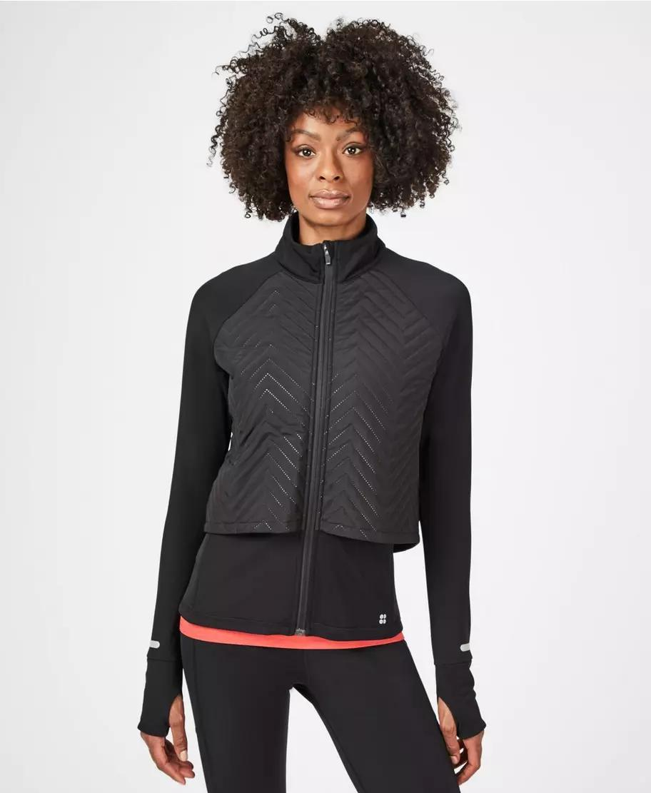 Fast Track Thermal Running Jacket