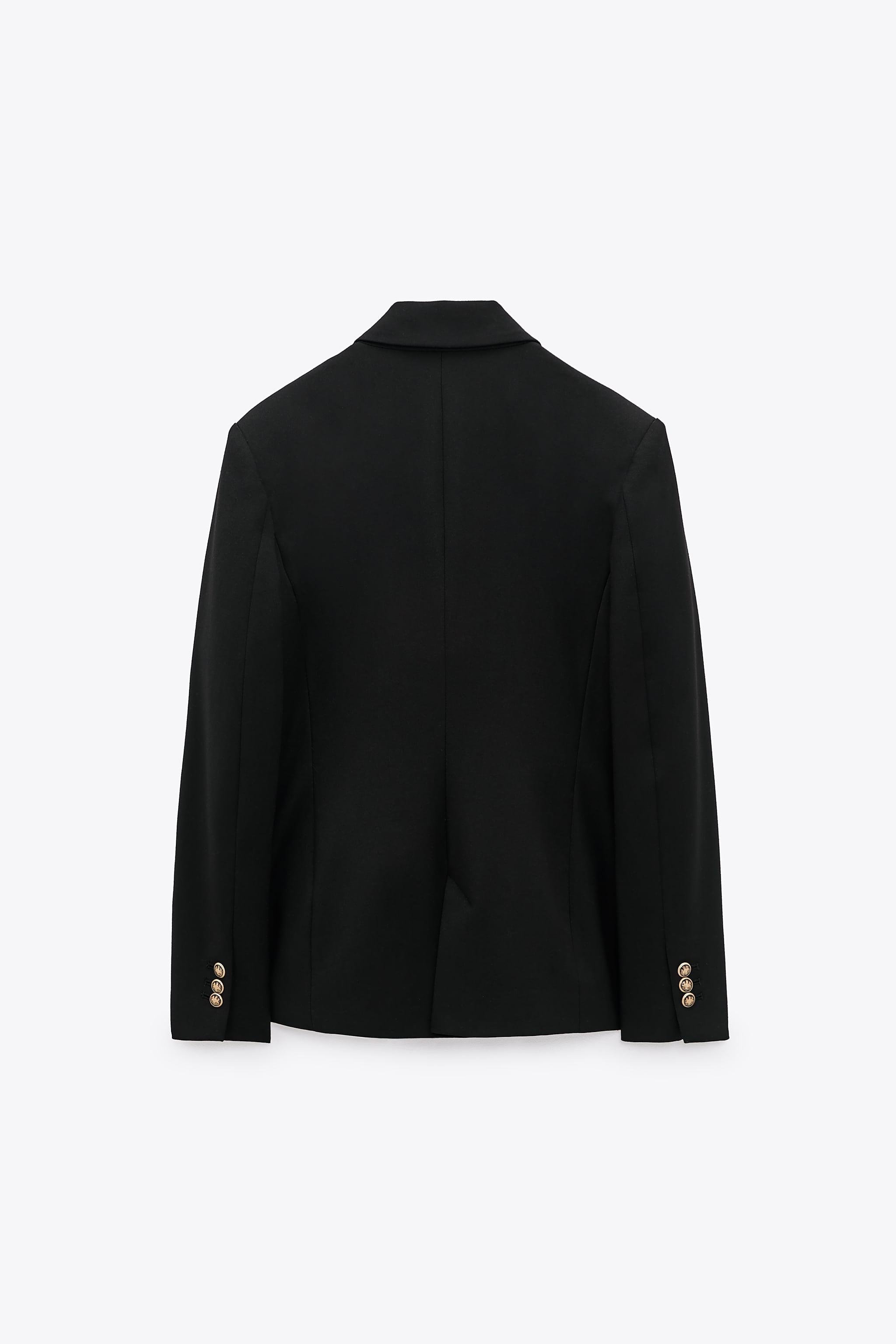 DOUBLE BREASTED BLAZER 5