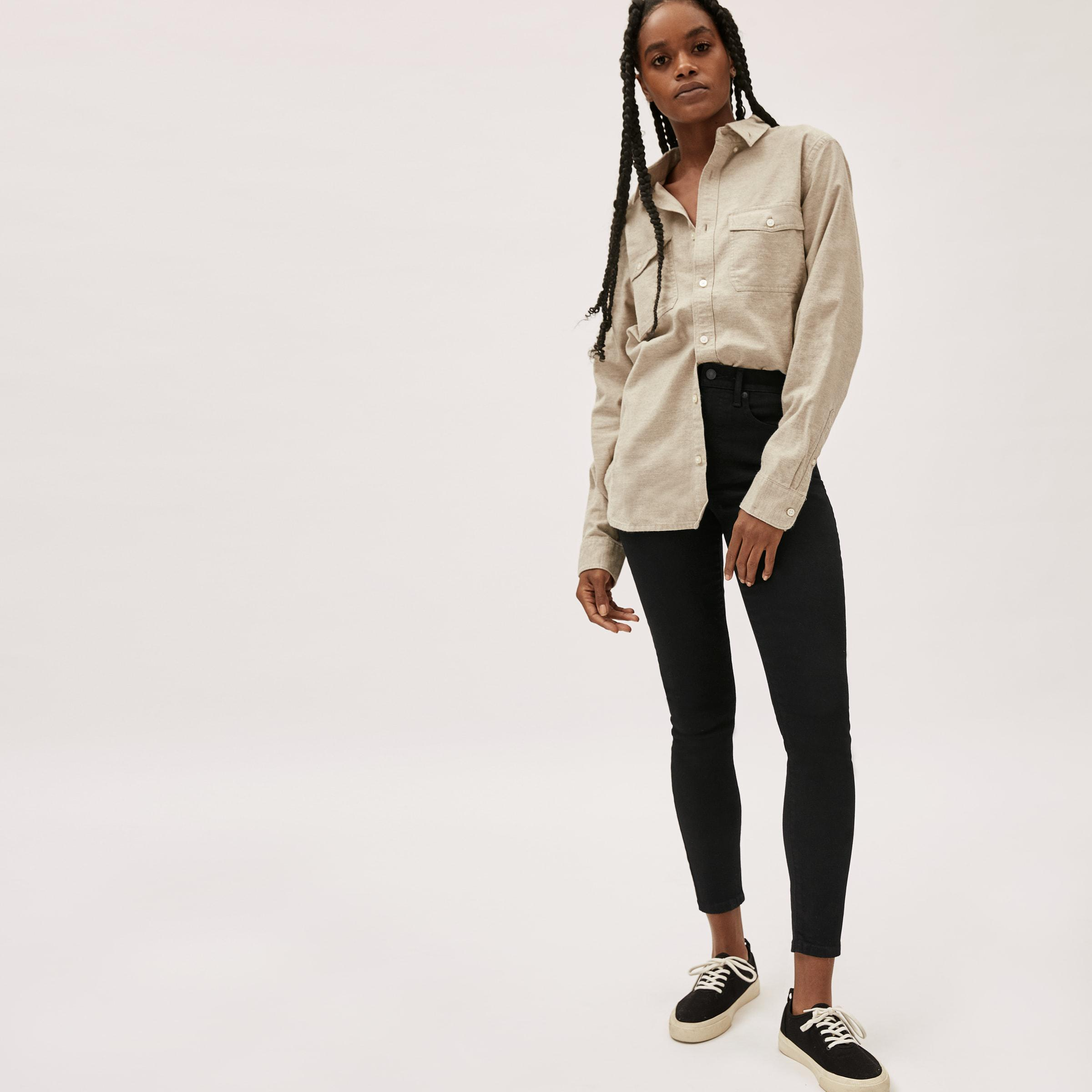 Authentic Stretch High-Rise Skinny
