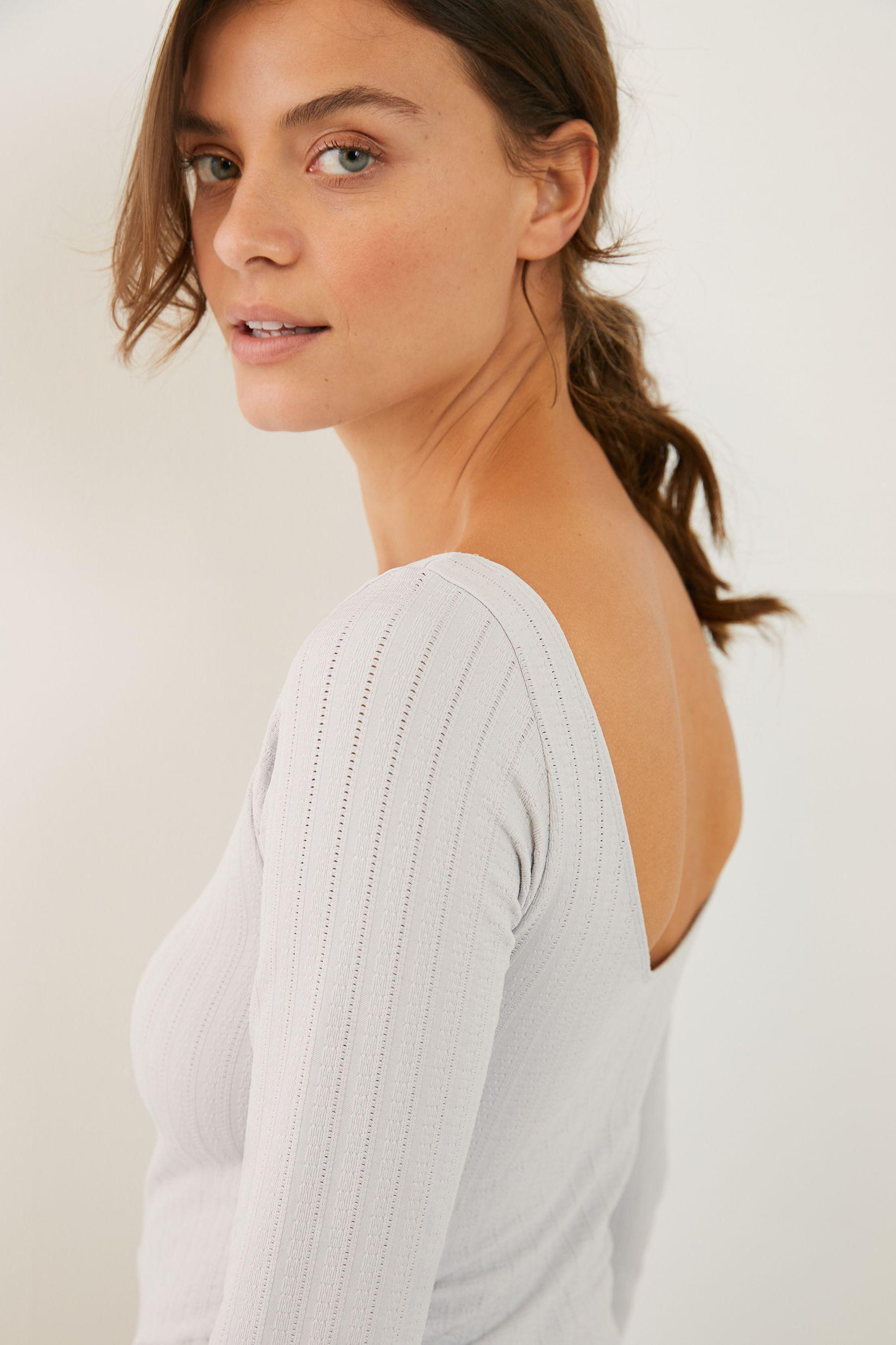 Aidy Seamless Scoop-Back Top 3