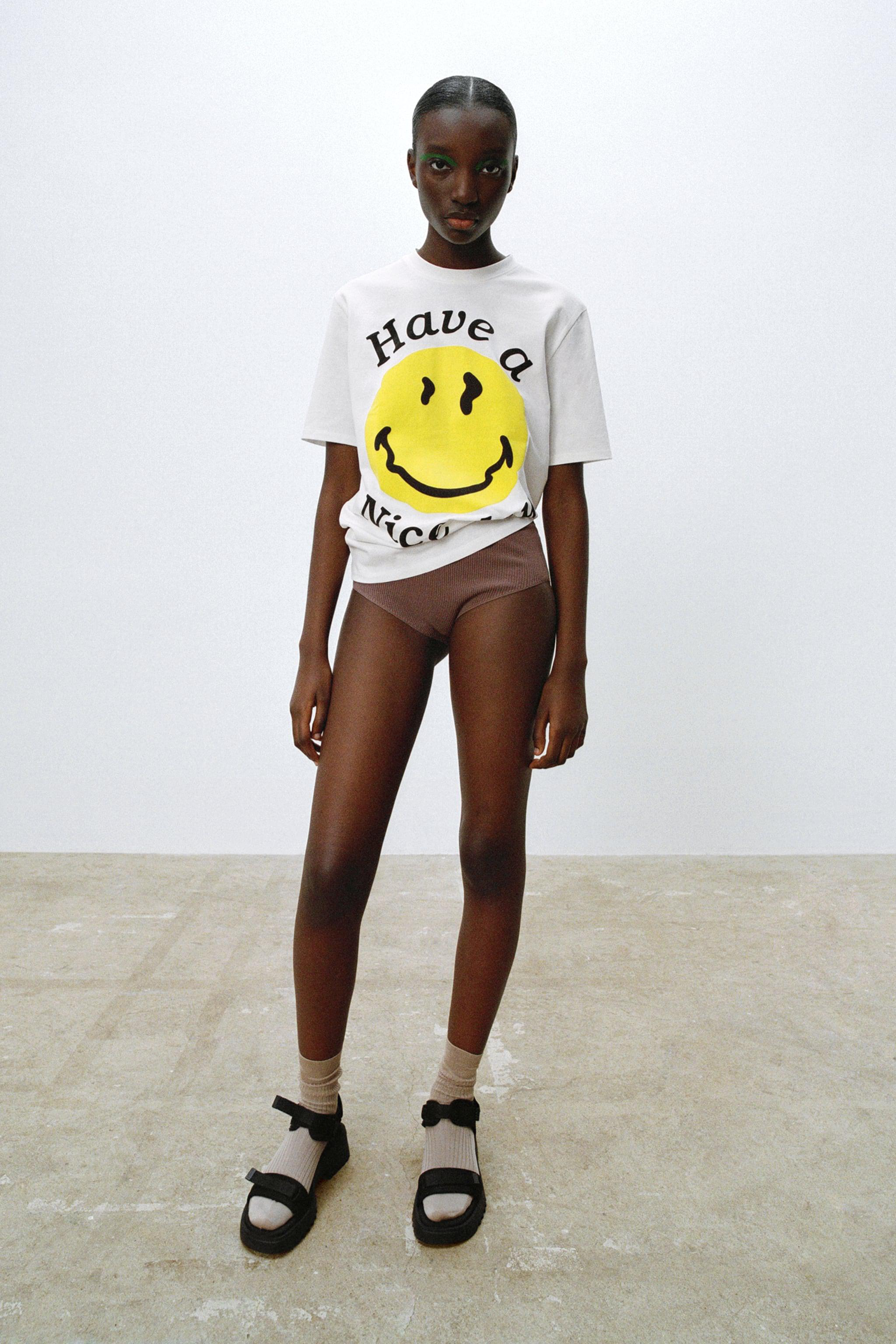 SMILEY® HAPPY COLLECTION SHIRT