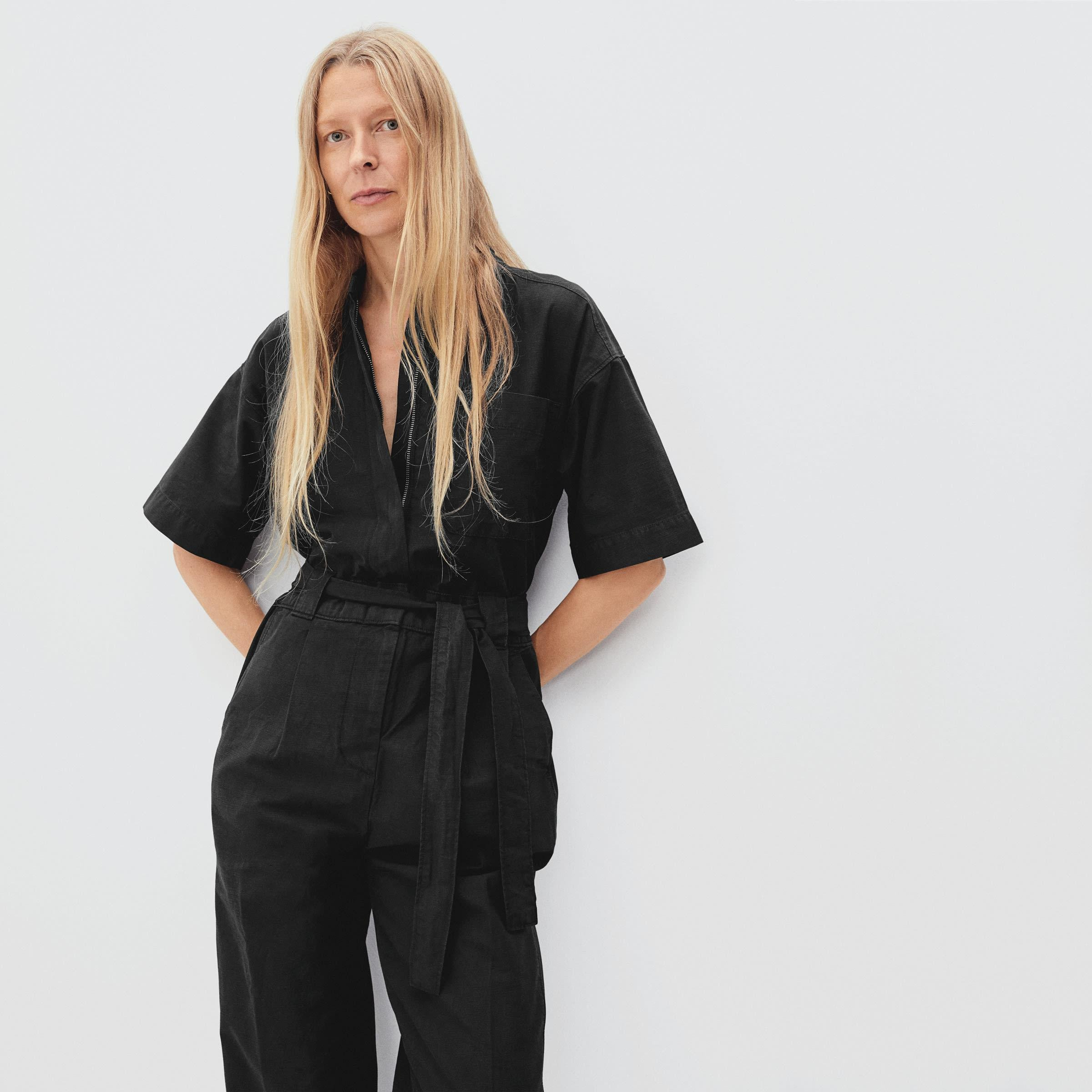 The Fatigue Short-Sleeve Jumpsuit 1