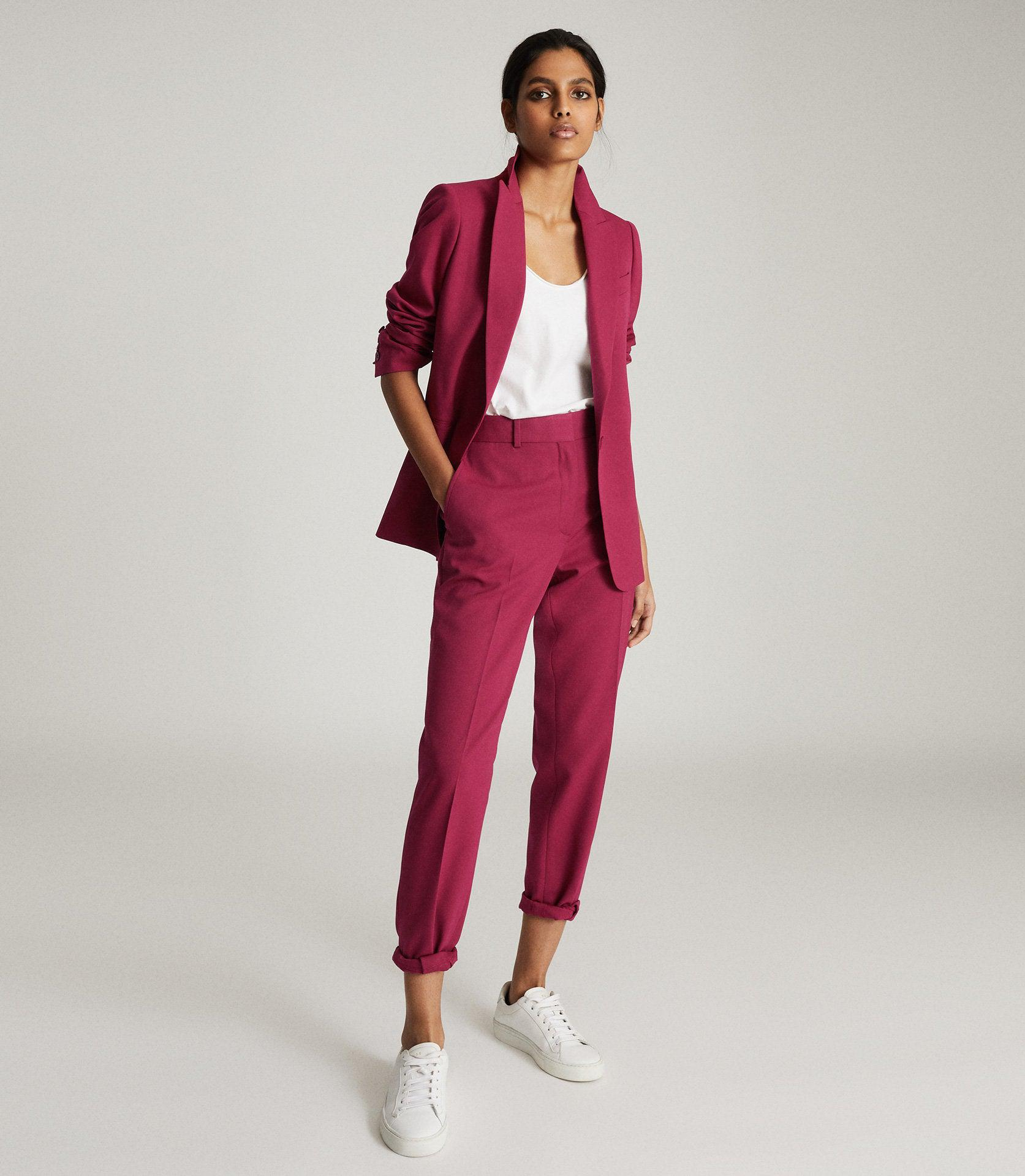 MILLER - SLIM FIT TAILORED TROUSERS