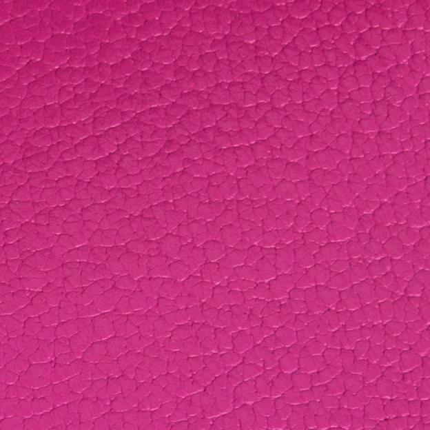 Bibi Hot Pink Grained Leather 4