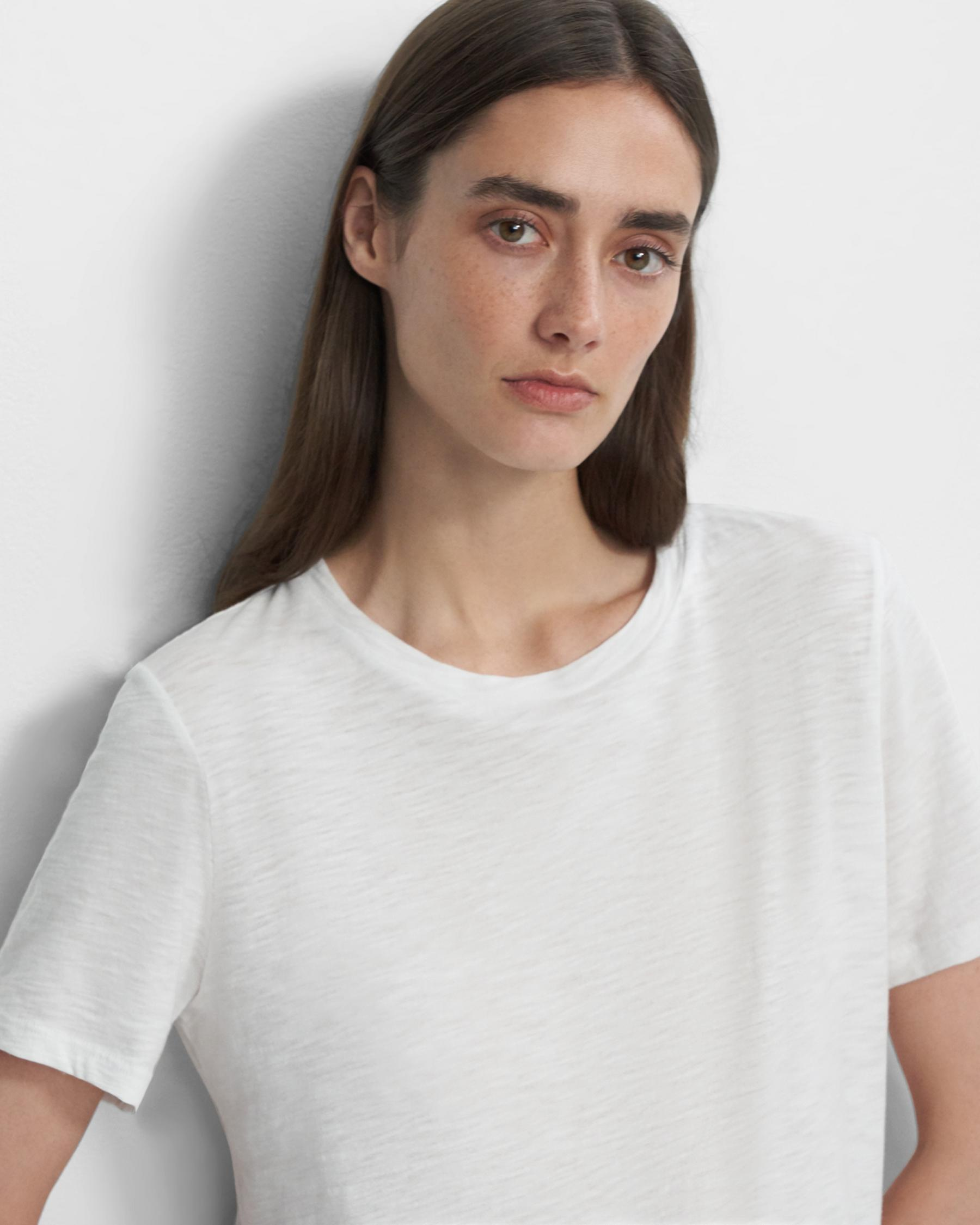 Easy Tee in Organic Cotton 1