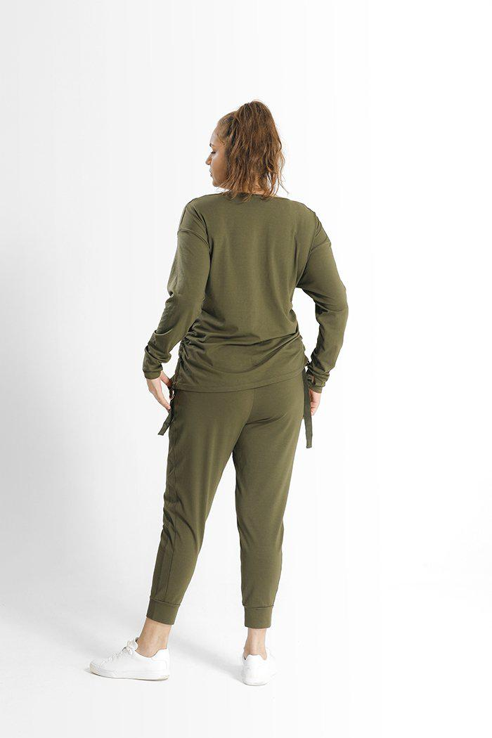 Kathy Top // Army Green 2