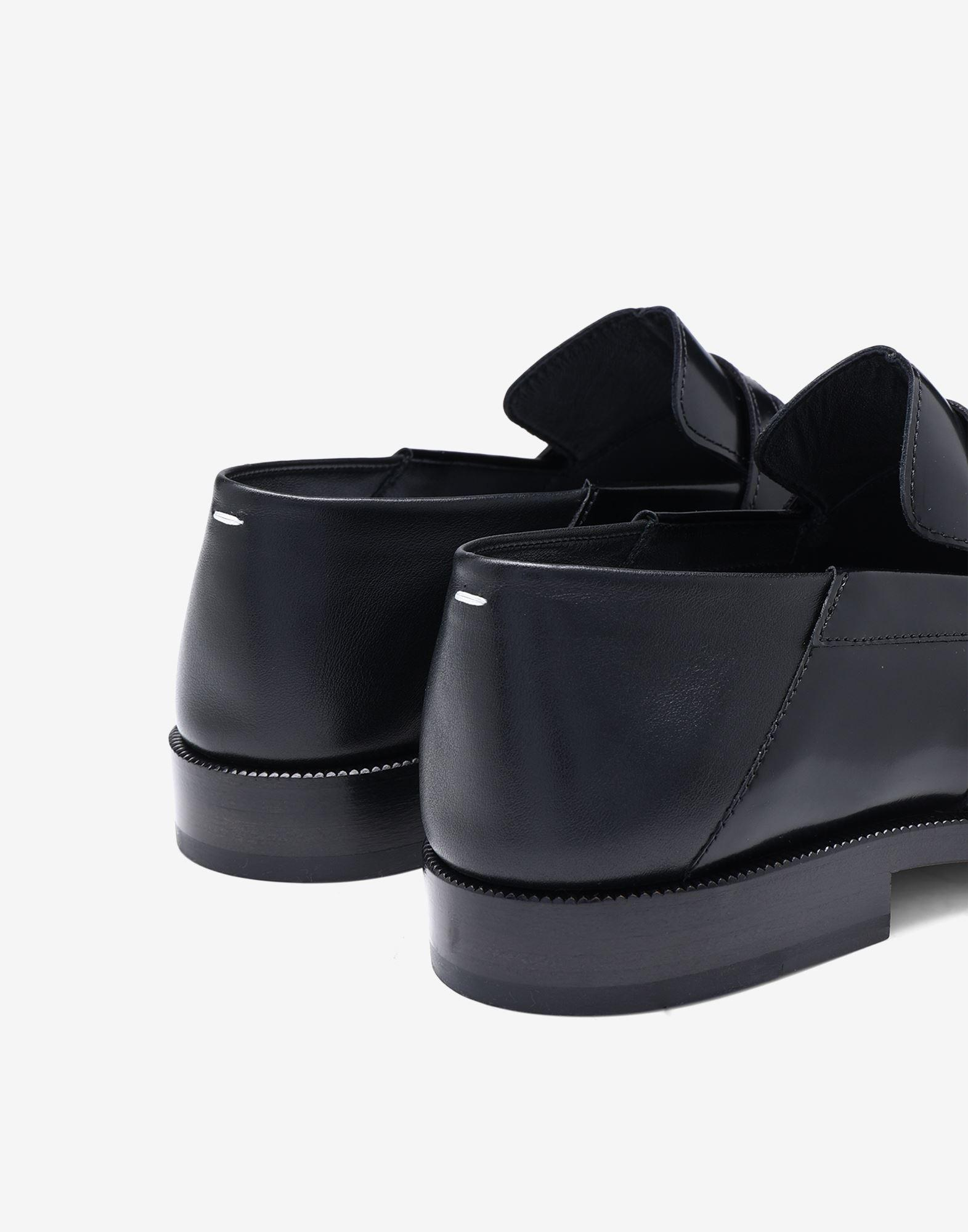 Tabi leather loafers 3
