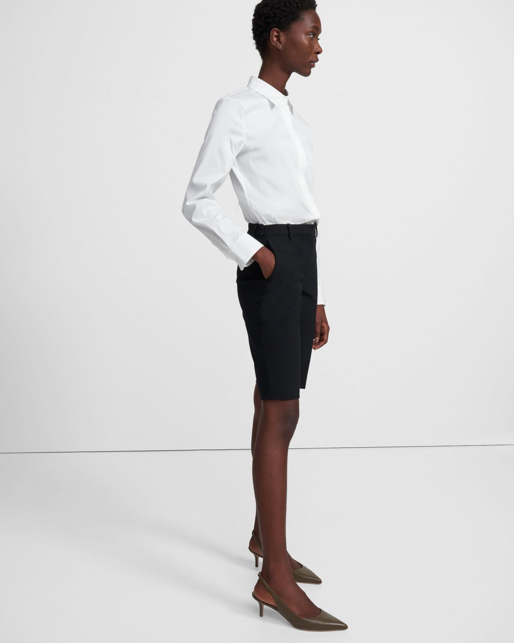 Fitted Shirt in Good Cotton 3