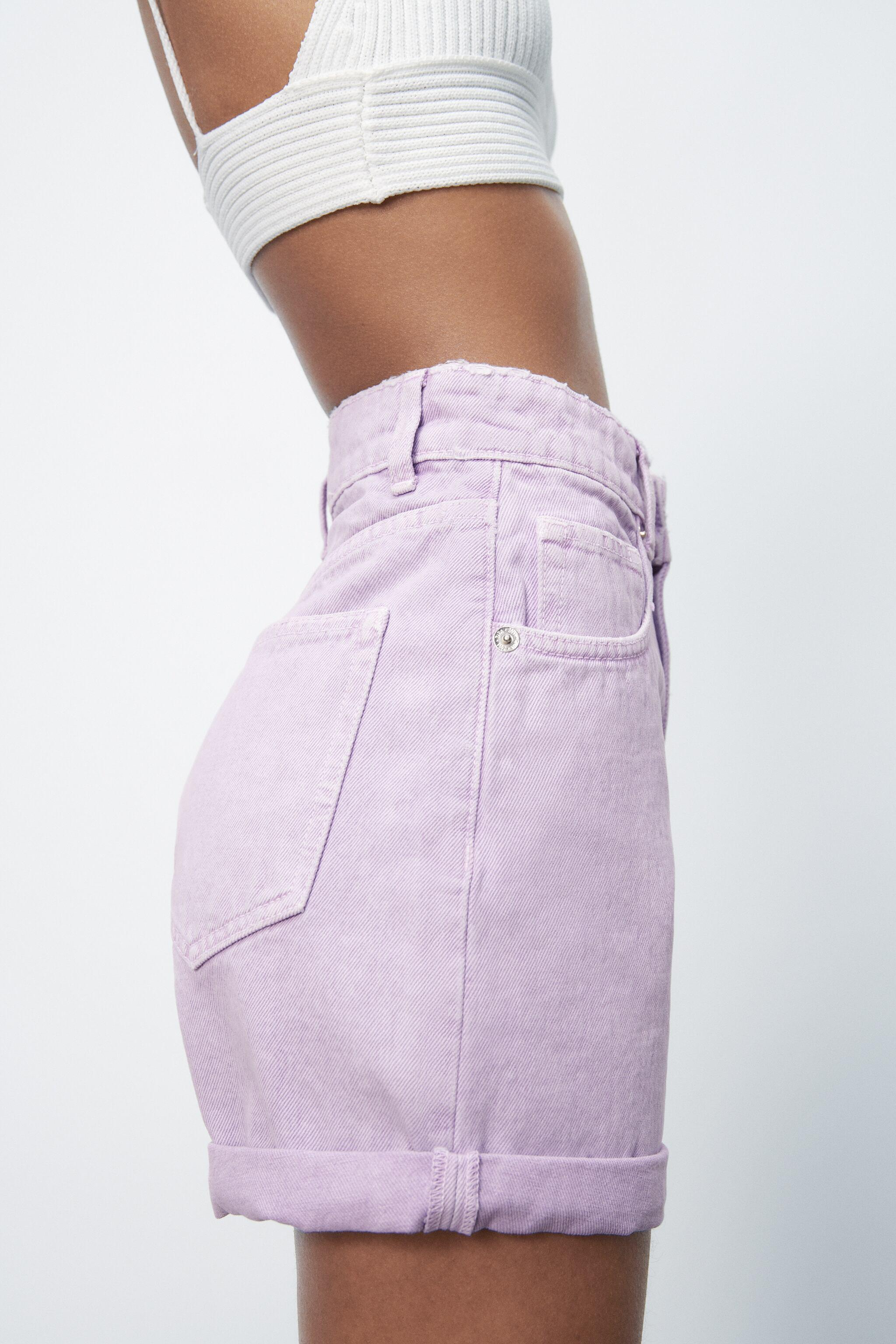 MOM FIT SHORTS 4