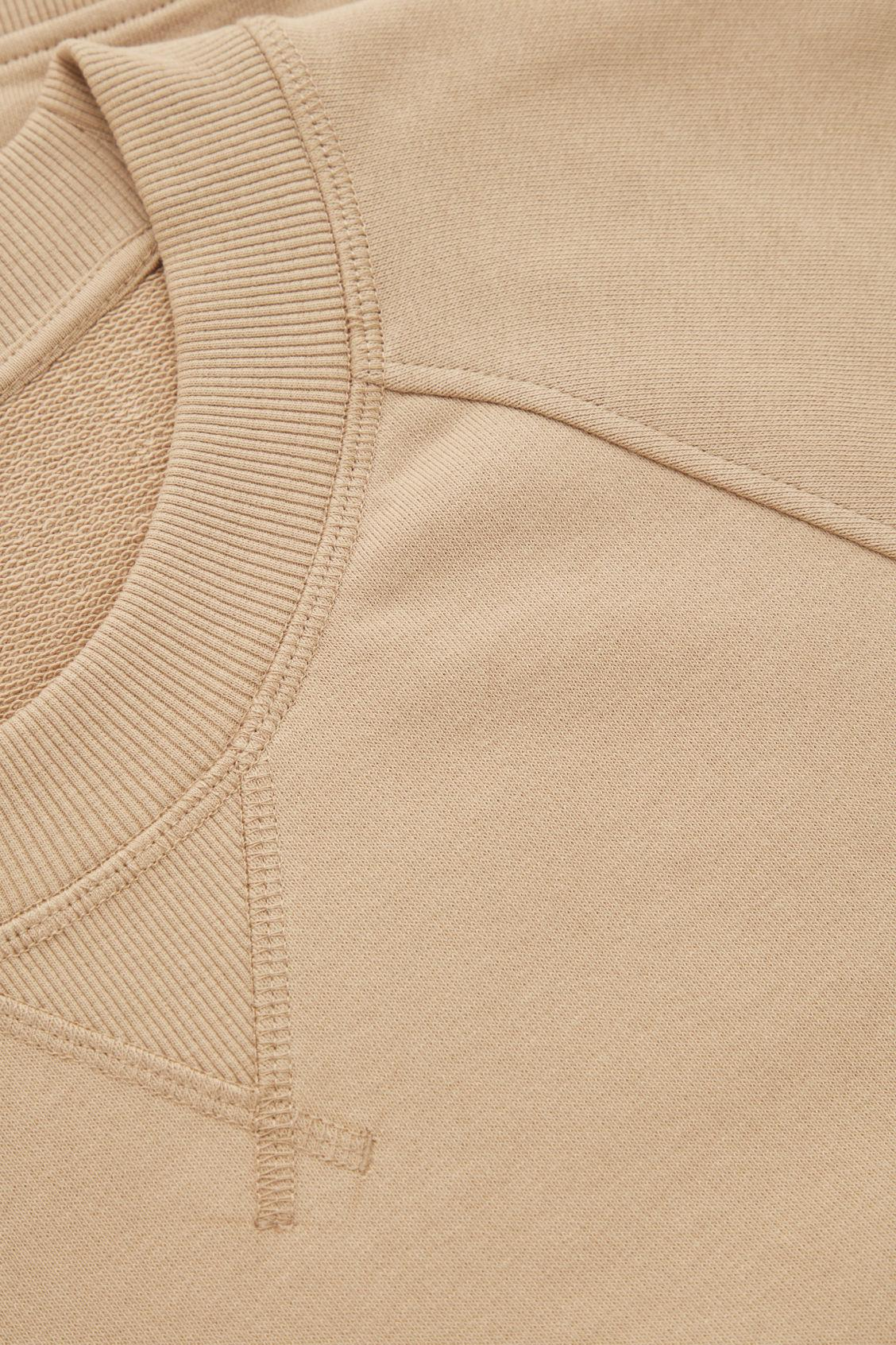 RELAXED-FIT TERRY SWEATSHIRT 7