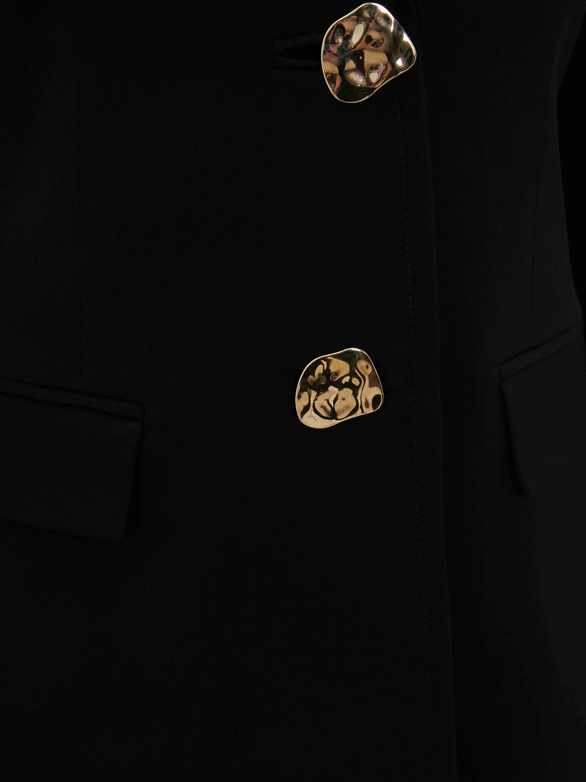 TAILORED FOLD-OVER CUFF JACKET 4