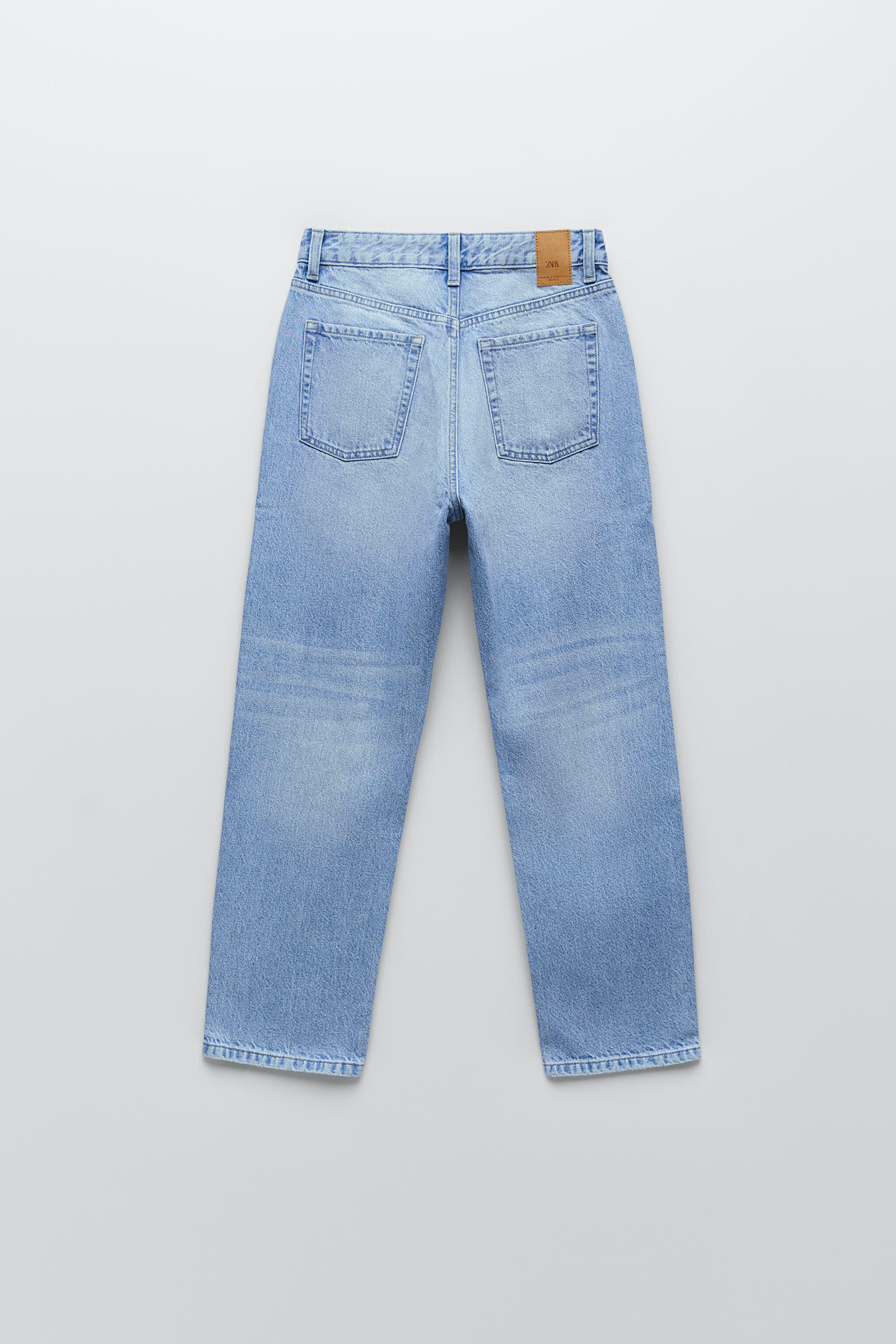 Z1975 HIGH RISE TAPERED JEANS 6