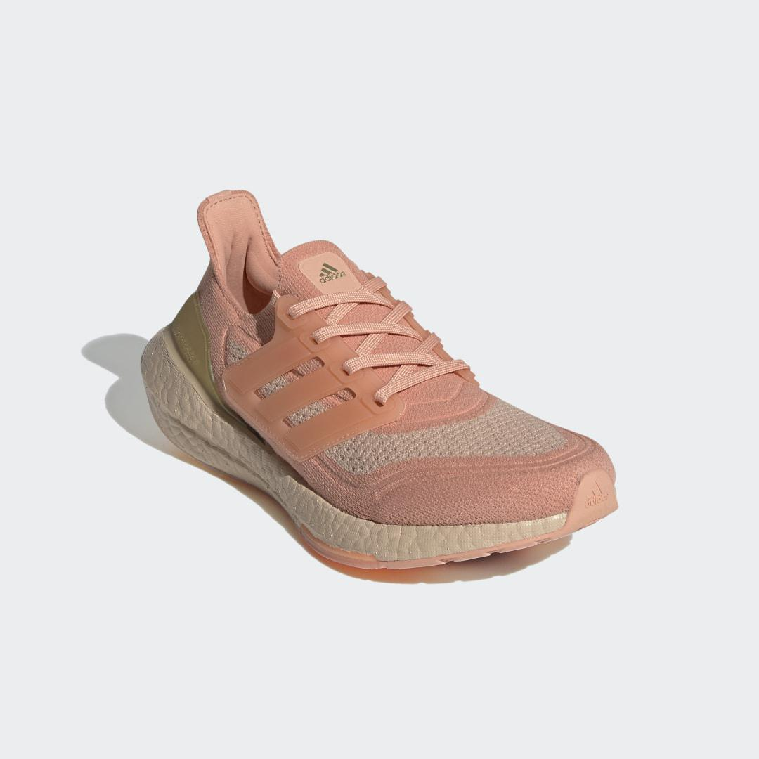 Ultraboost 21 Shoes Ambient Blush
