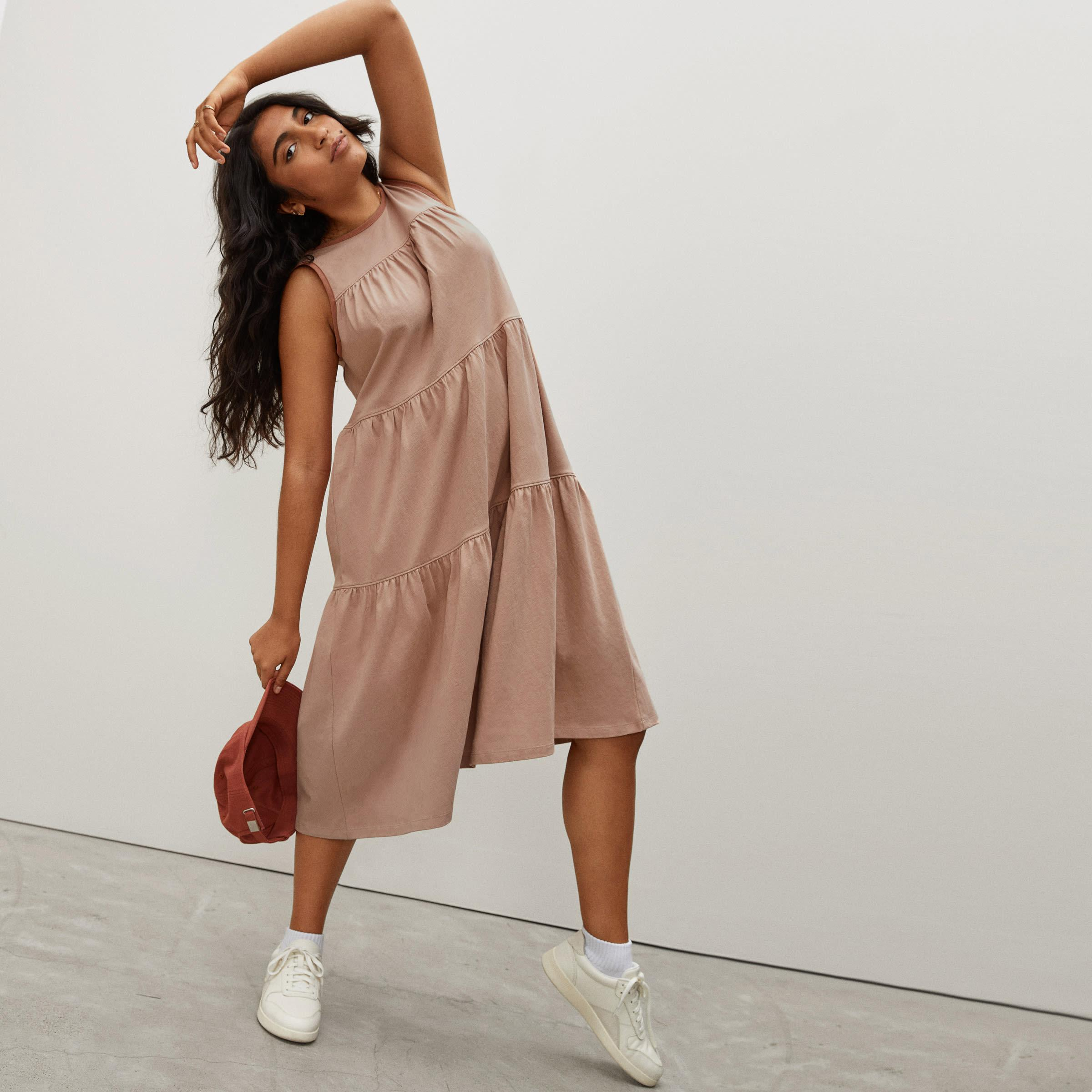 The Weekend Tiered Dress