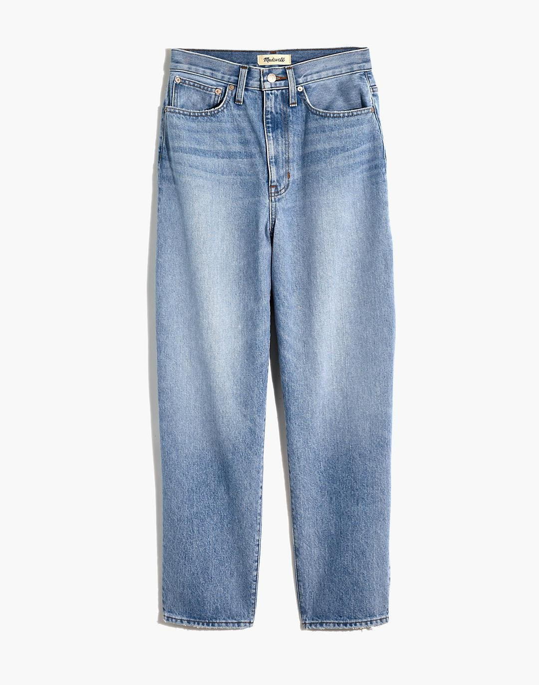 Balloon Jeans in Datewood Wash 4