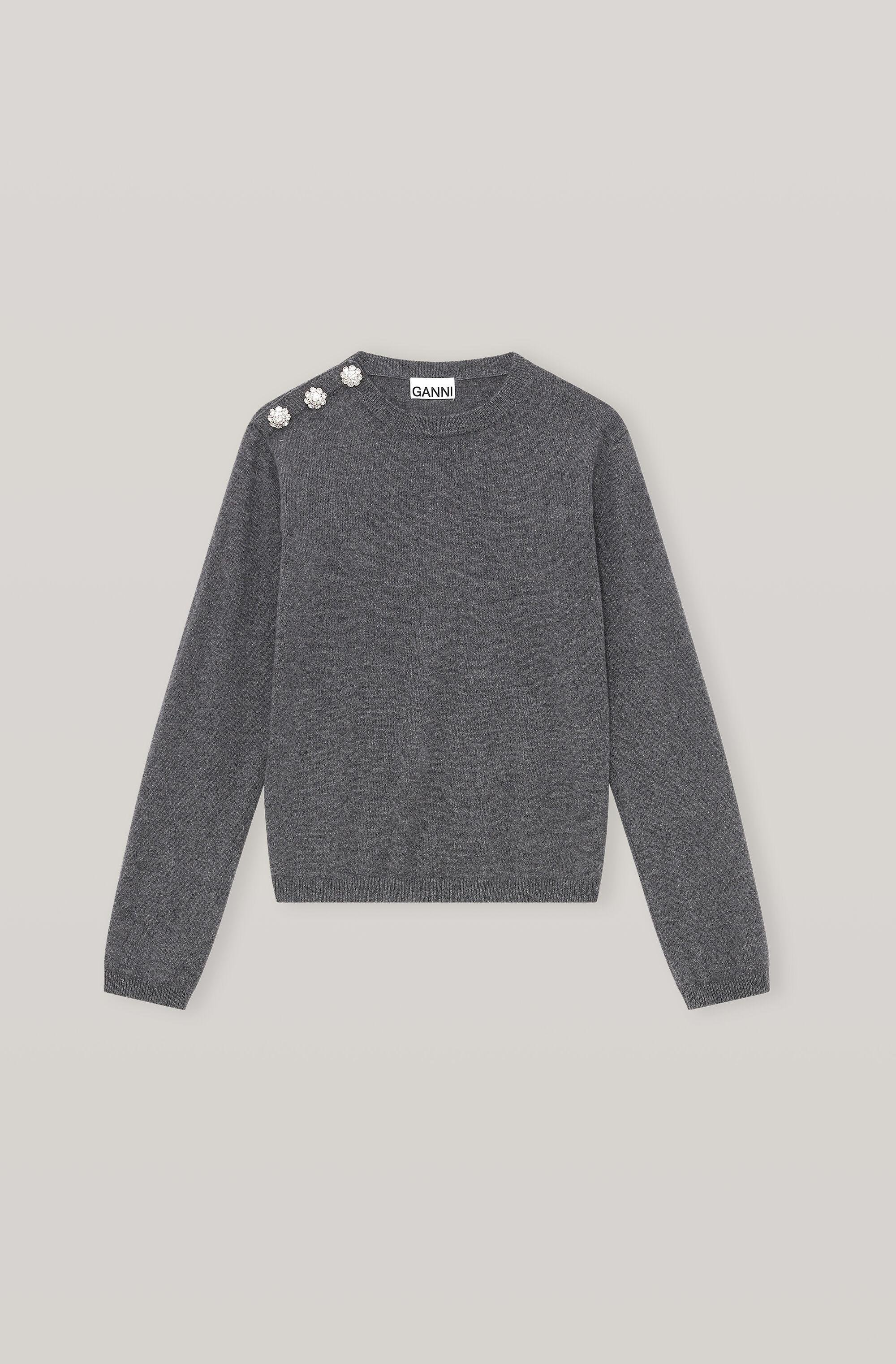 Cashmere Knit Pullover 3