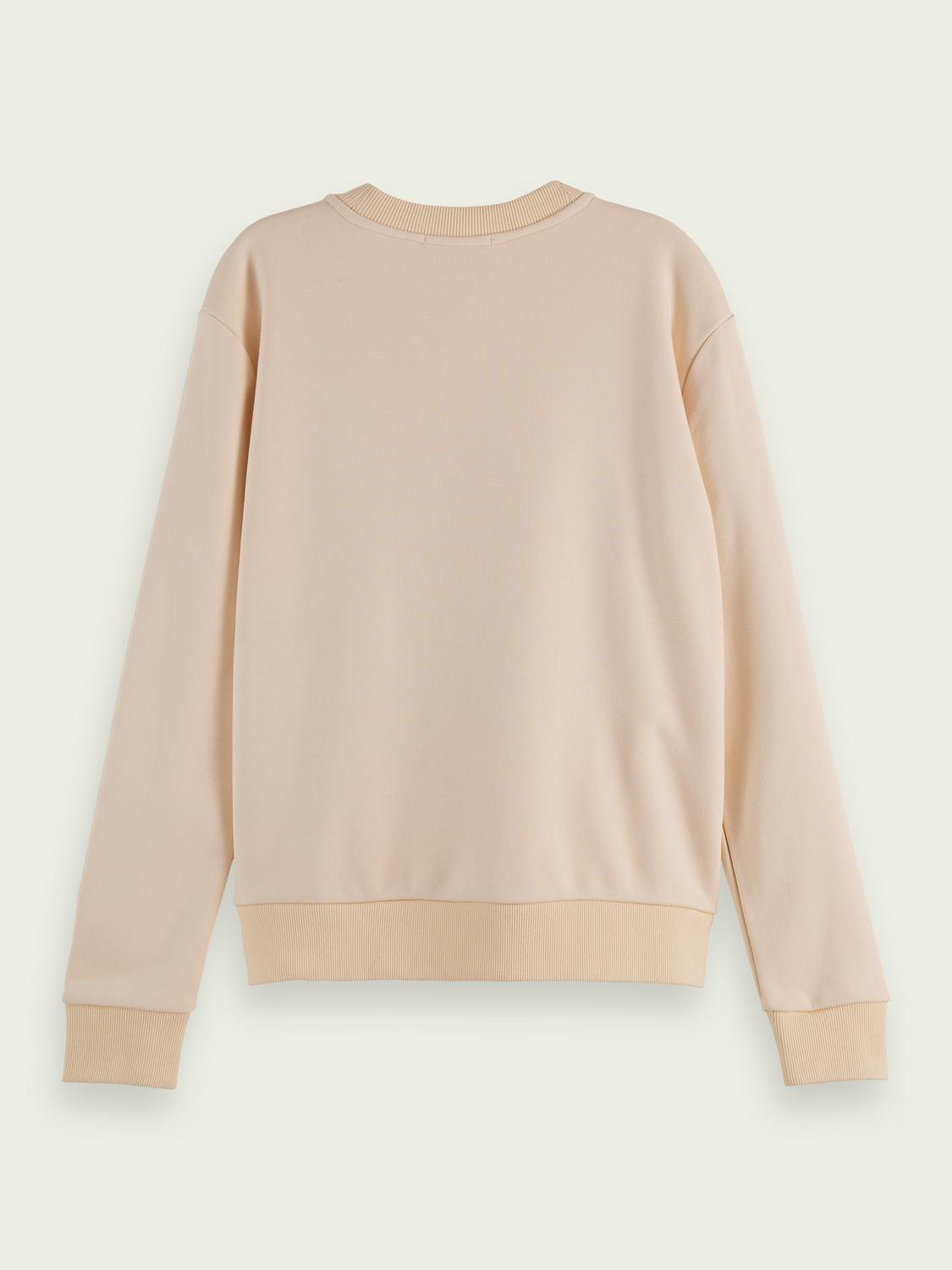 Relaxed-fit graphic sweater 4