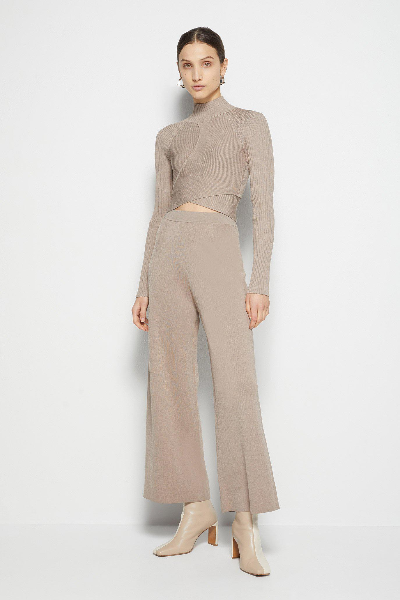 Lily Cropped Pant