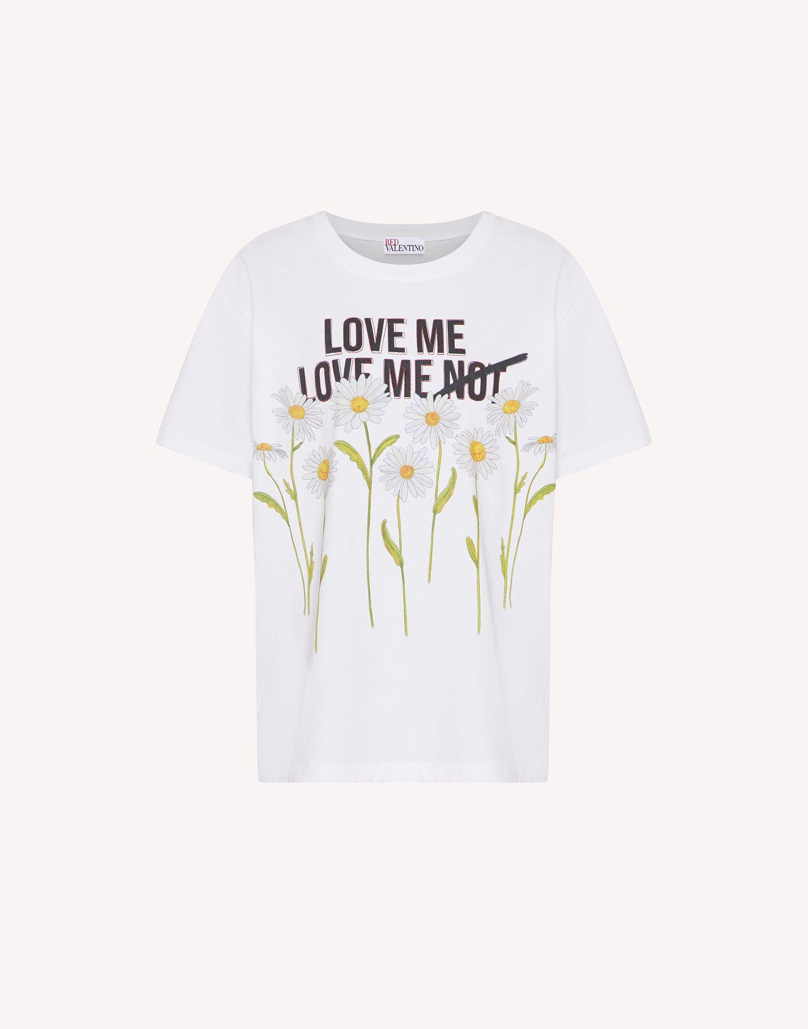 T-SHIRT WITH DAISY PRINT 3