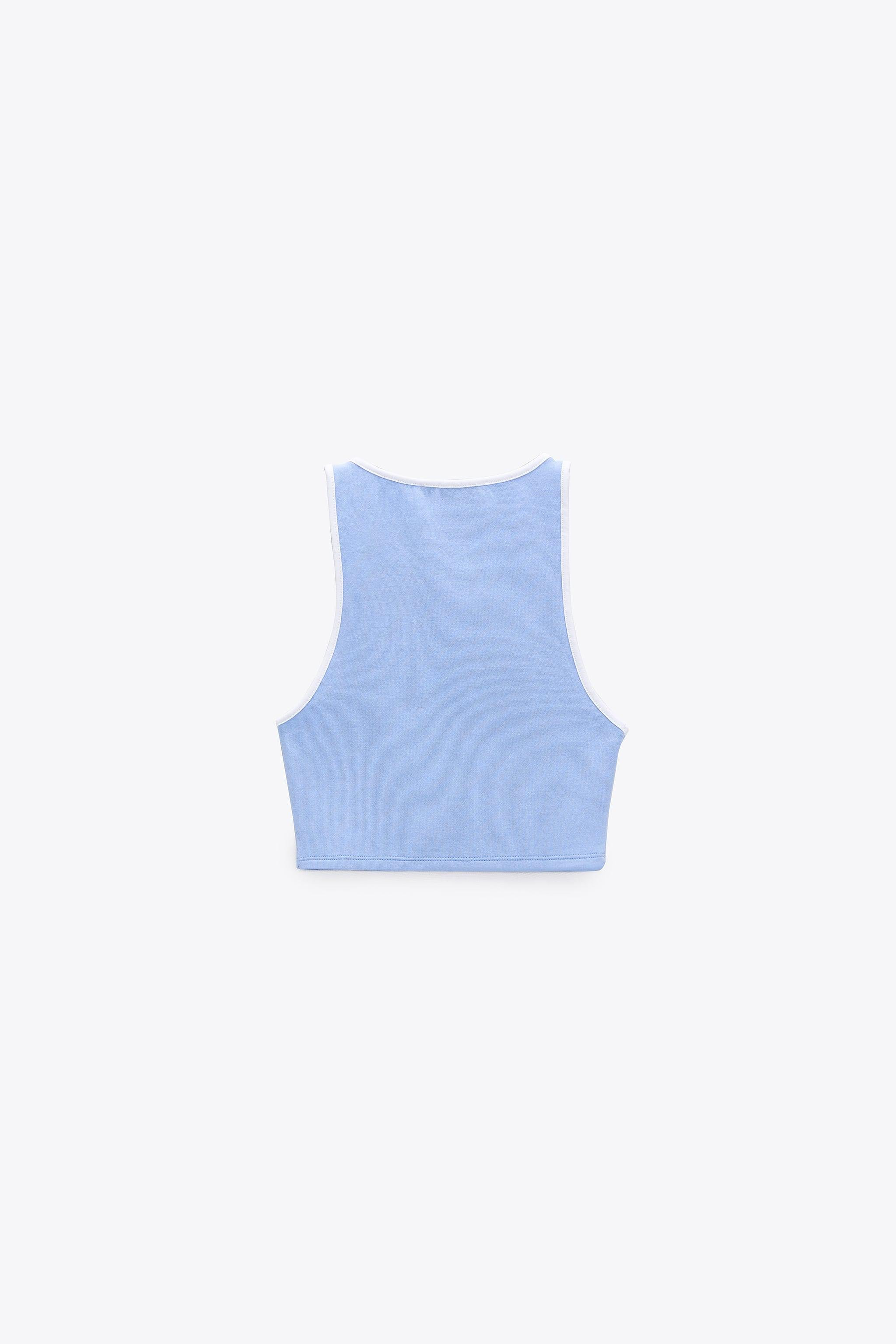 PIPED CROP TOP 4