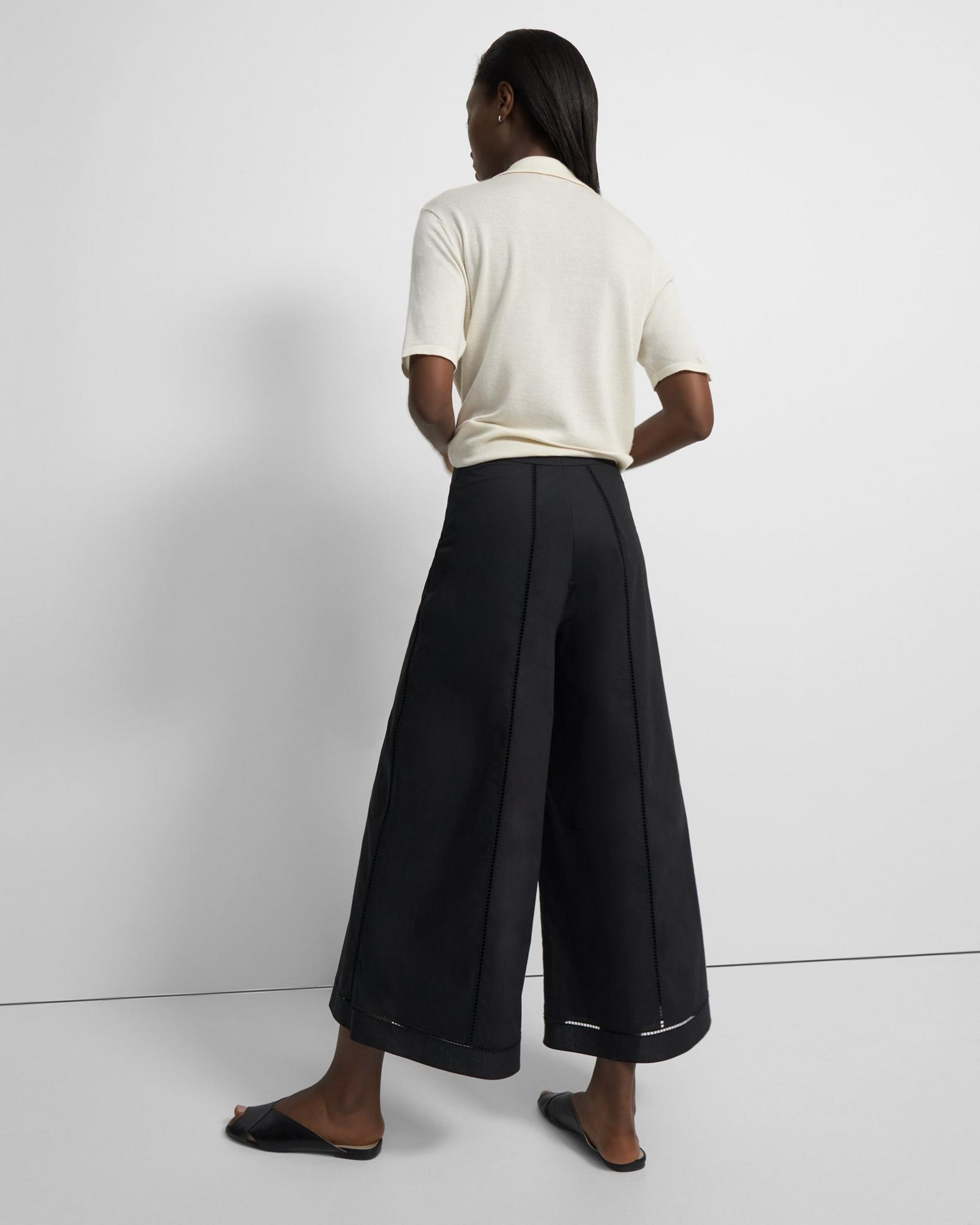Culotte in Eyelet Cotton 2