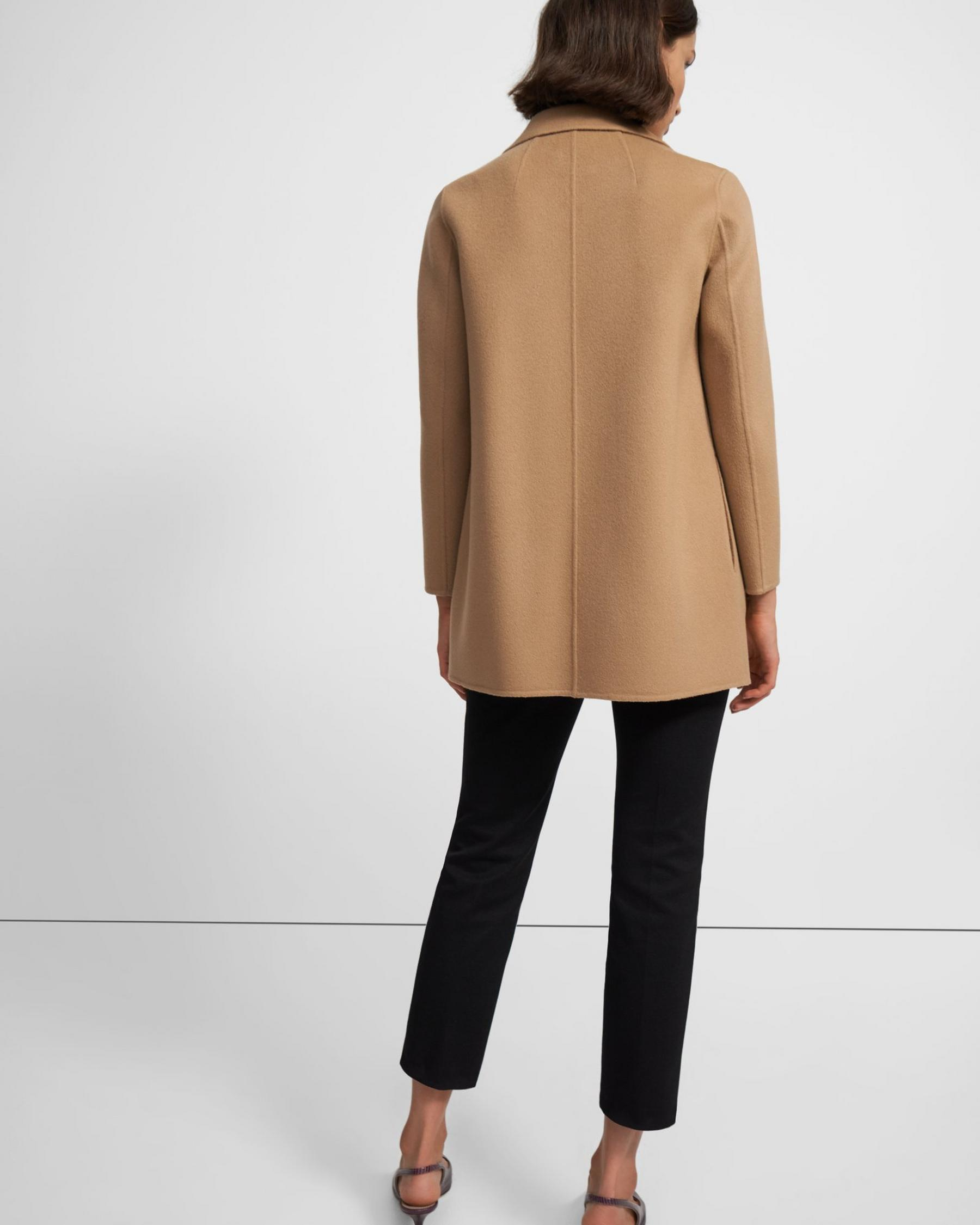 Clairene Jacket in Double-Face Wool-Cashmere 2