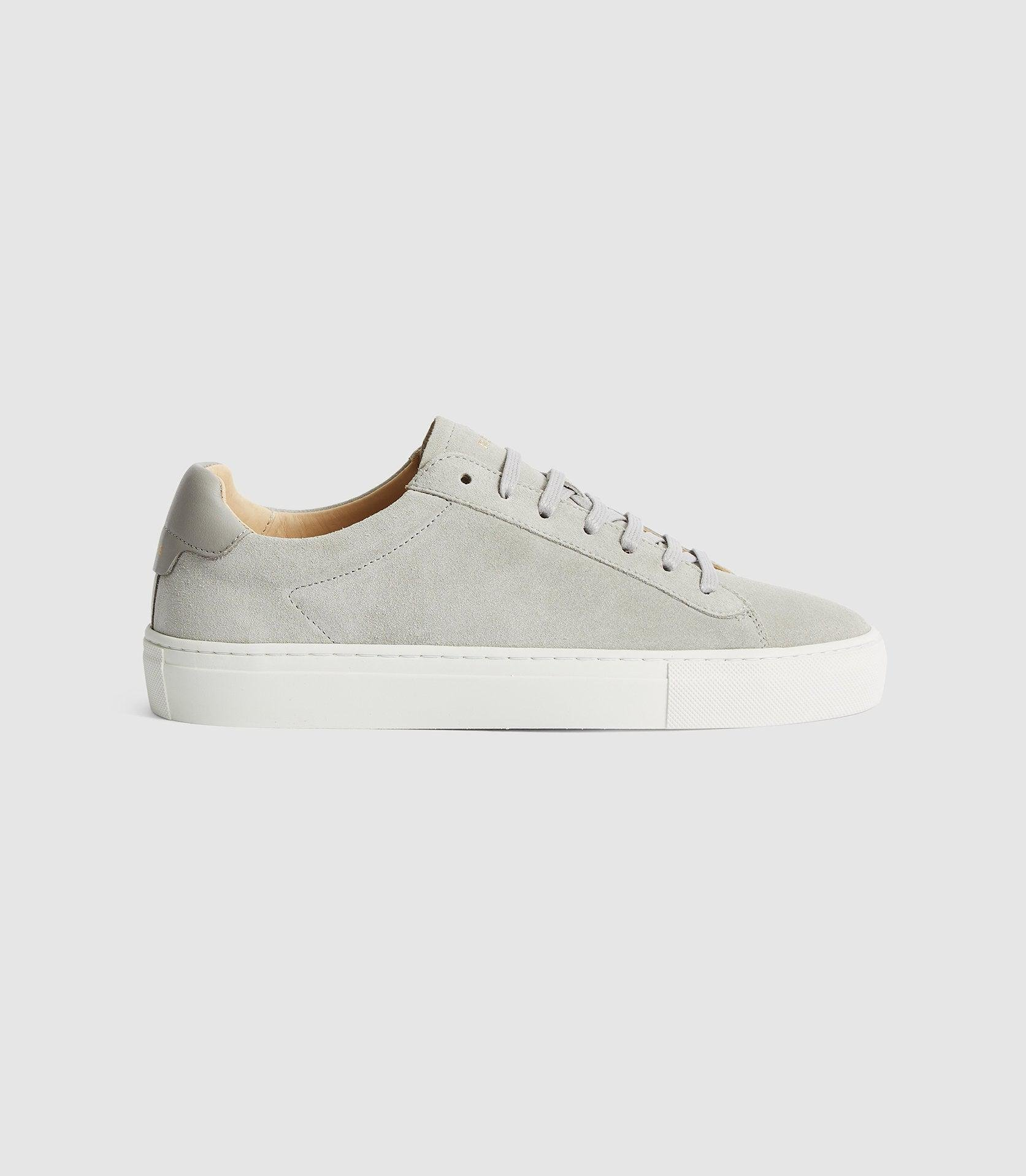 FINLEY - SUEDE TRAINERS