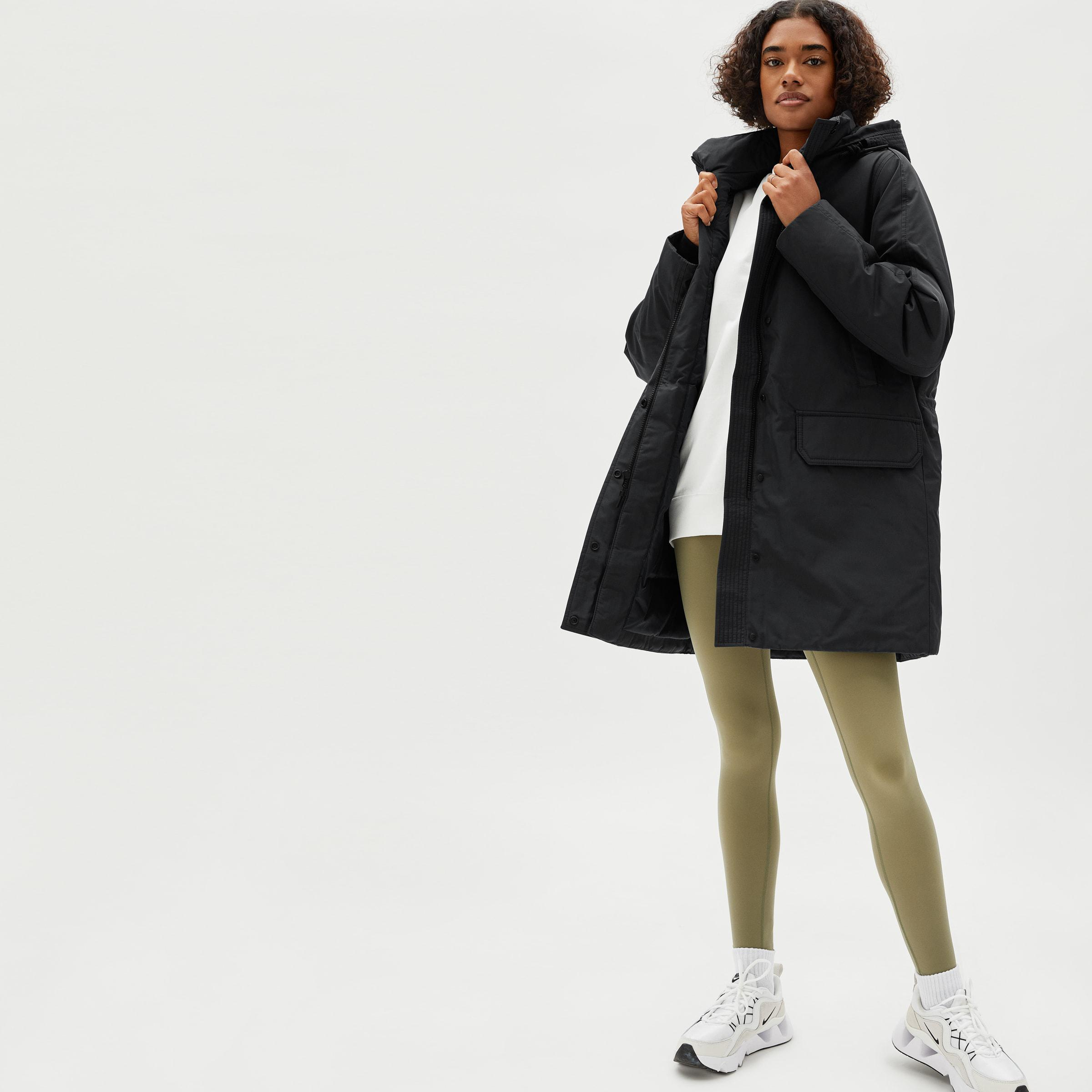 The Re:Down® Military Parka