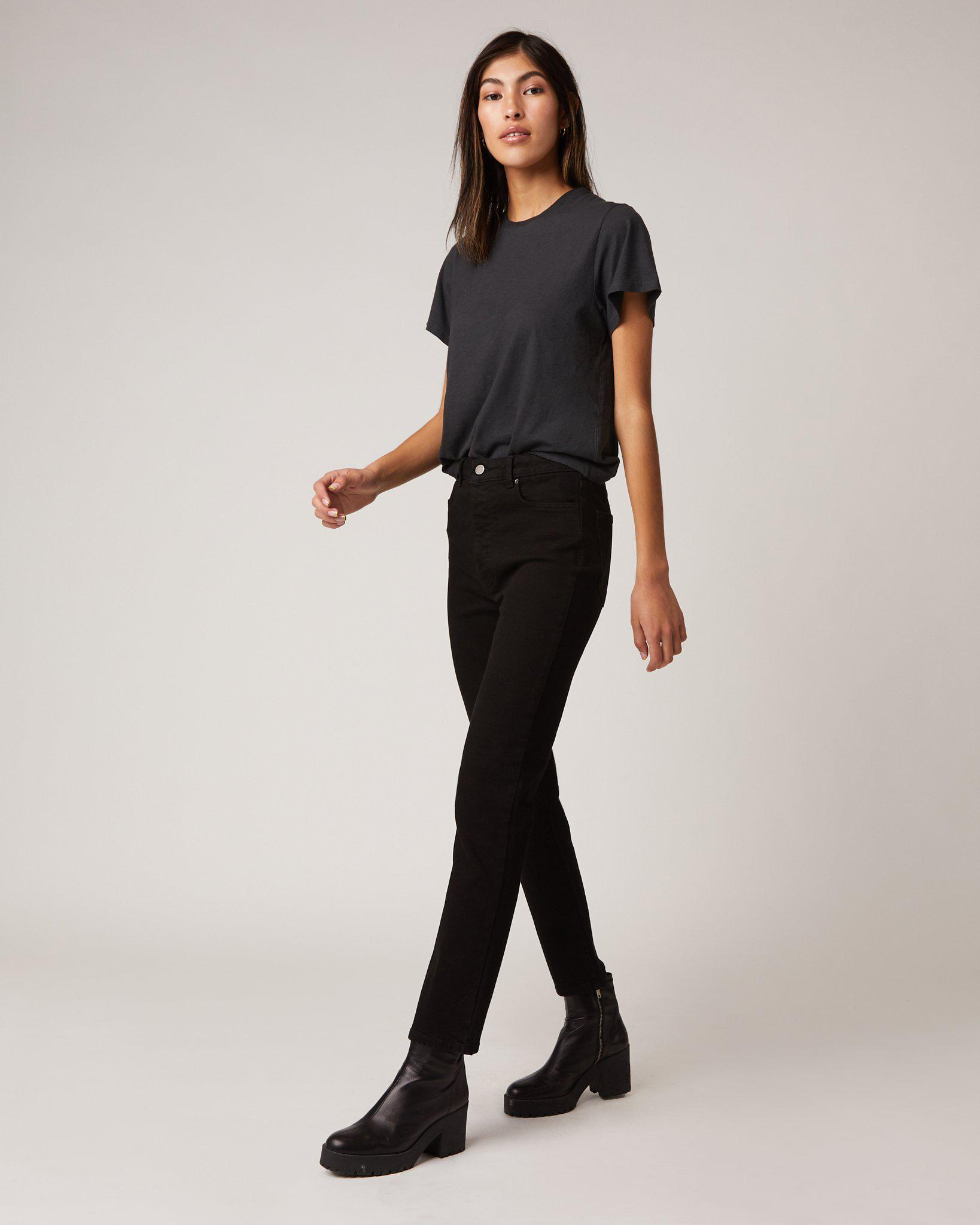 MGNTC Straight Jeans in Method 4