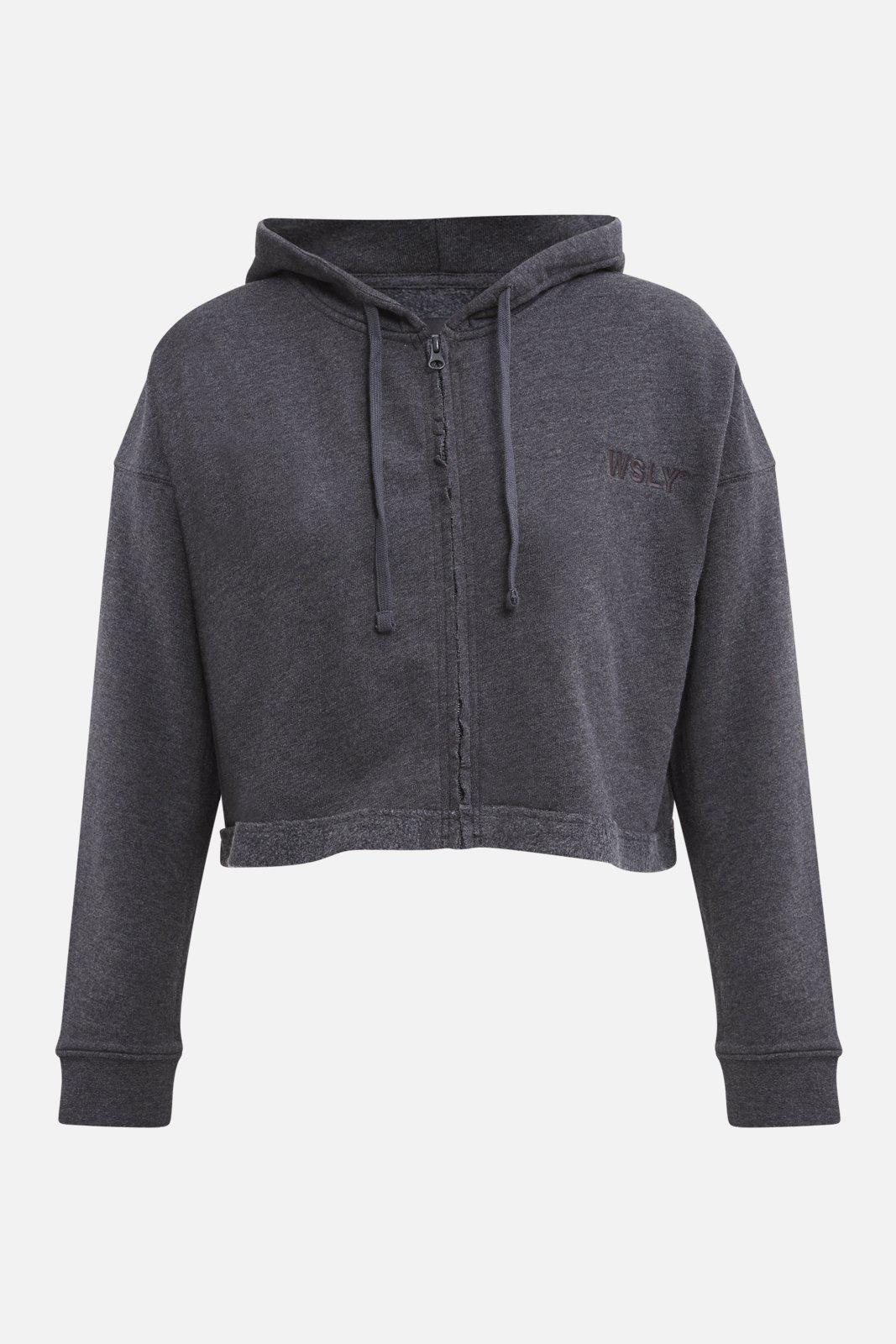 The Ecosoft Cropped Zip Up Hoodie 5