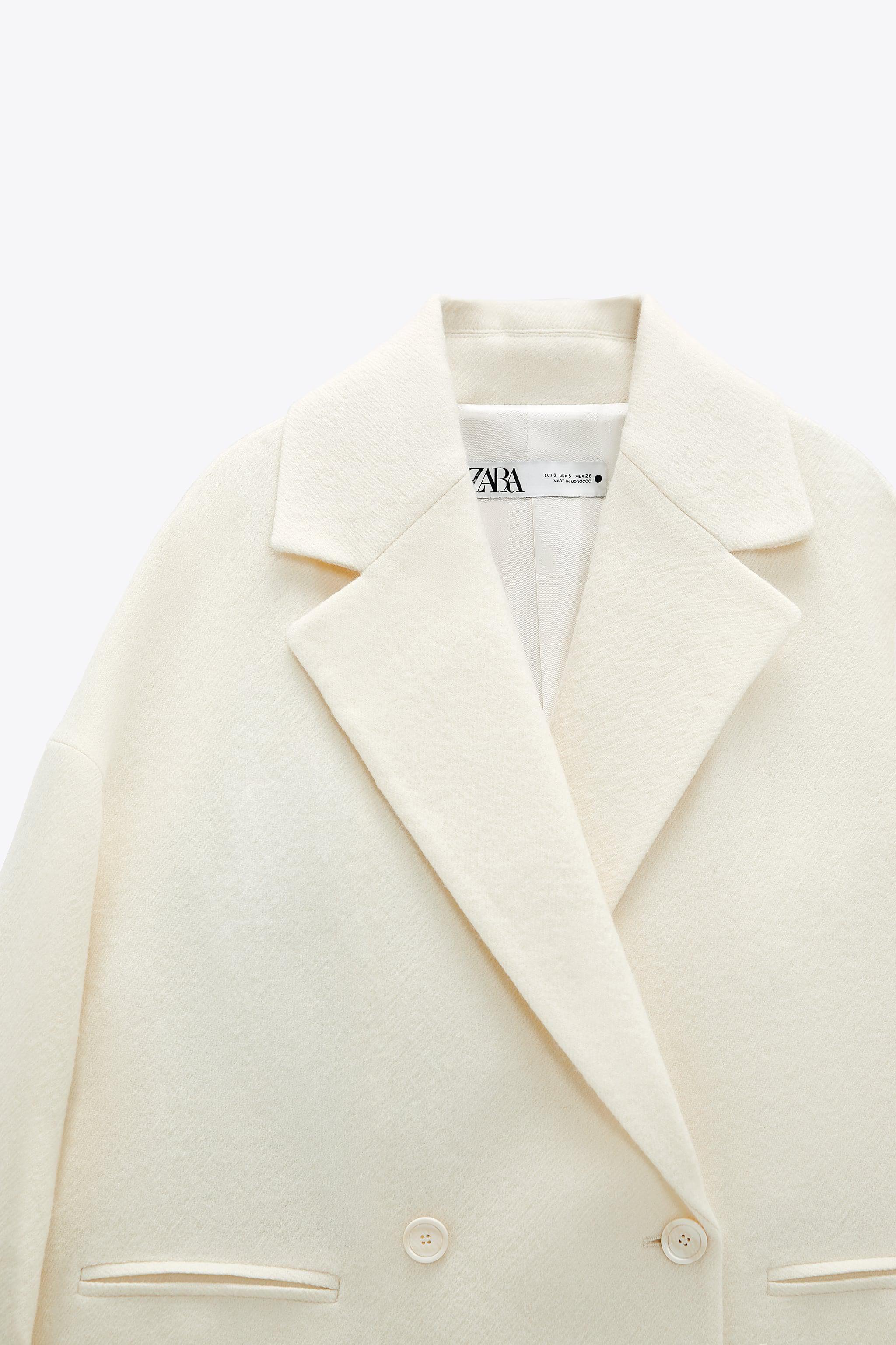 OVERSIZED WOOL COAT LIMITED EDITION 11