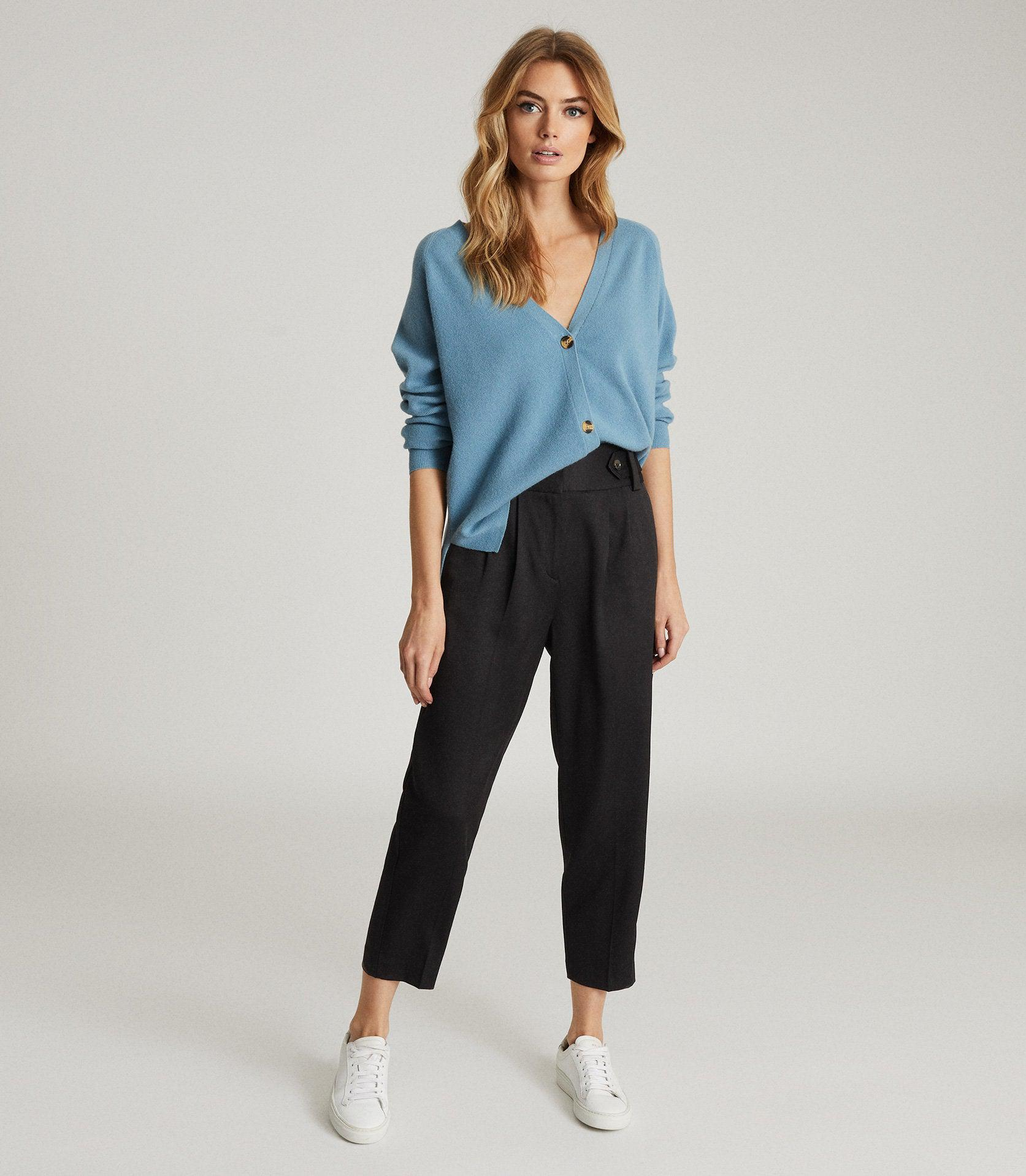 STANTON - CROPPED TAPERED PANTS