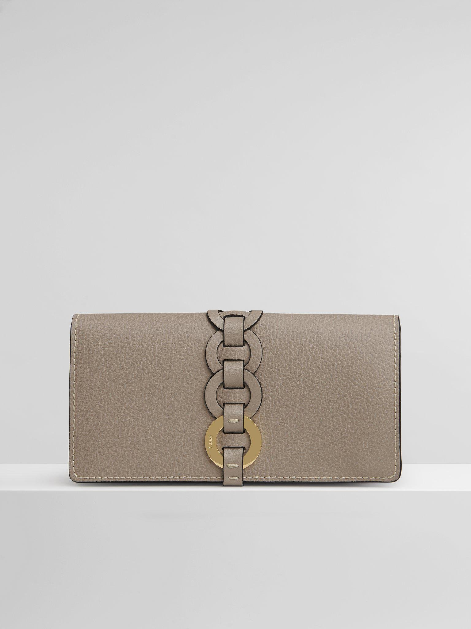DARRYL LONG WALLET WITH FLAP