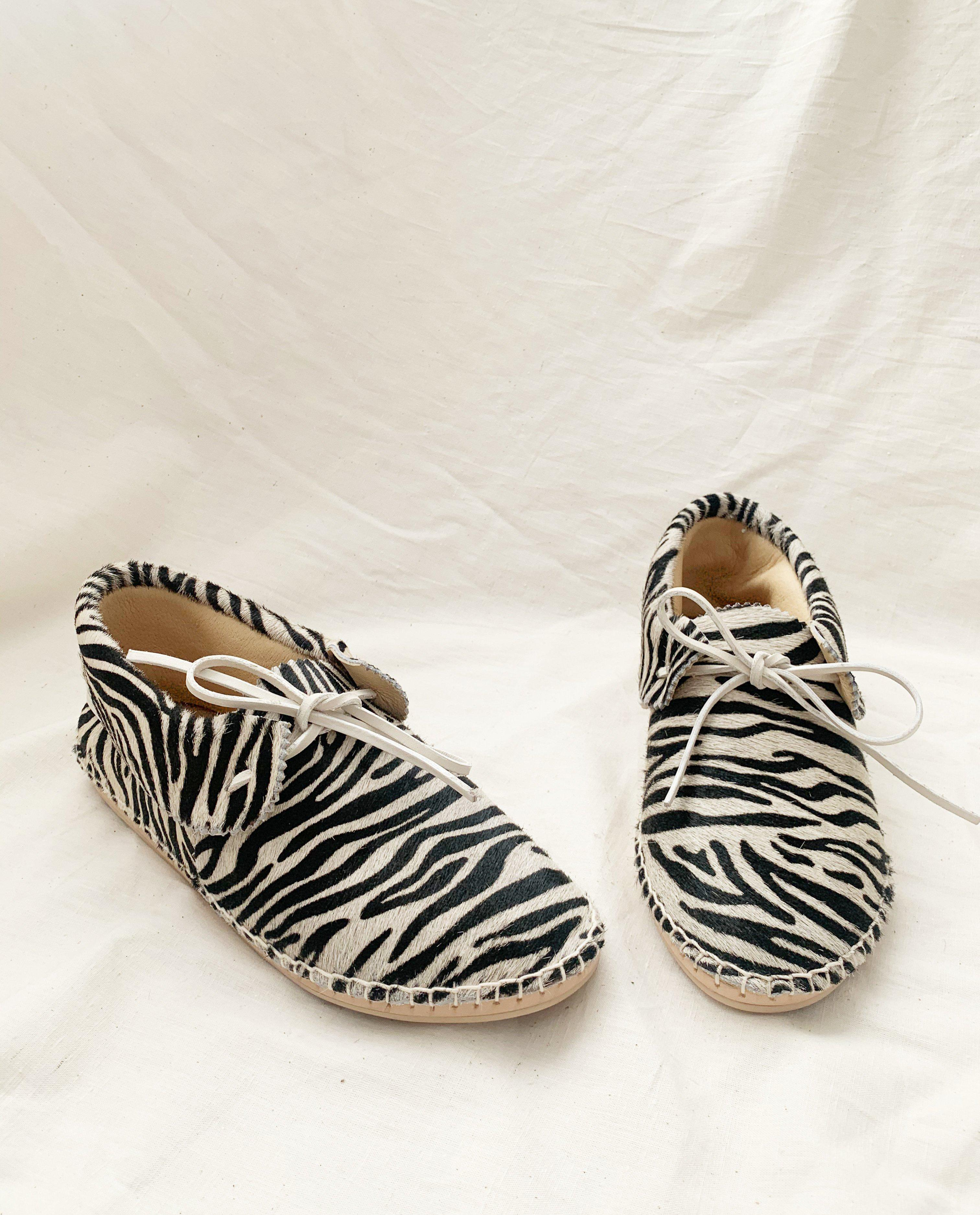 The Canyon Moccasin. -- Tiger