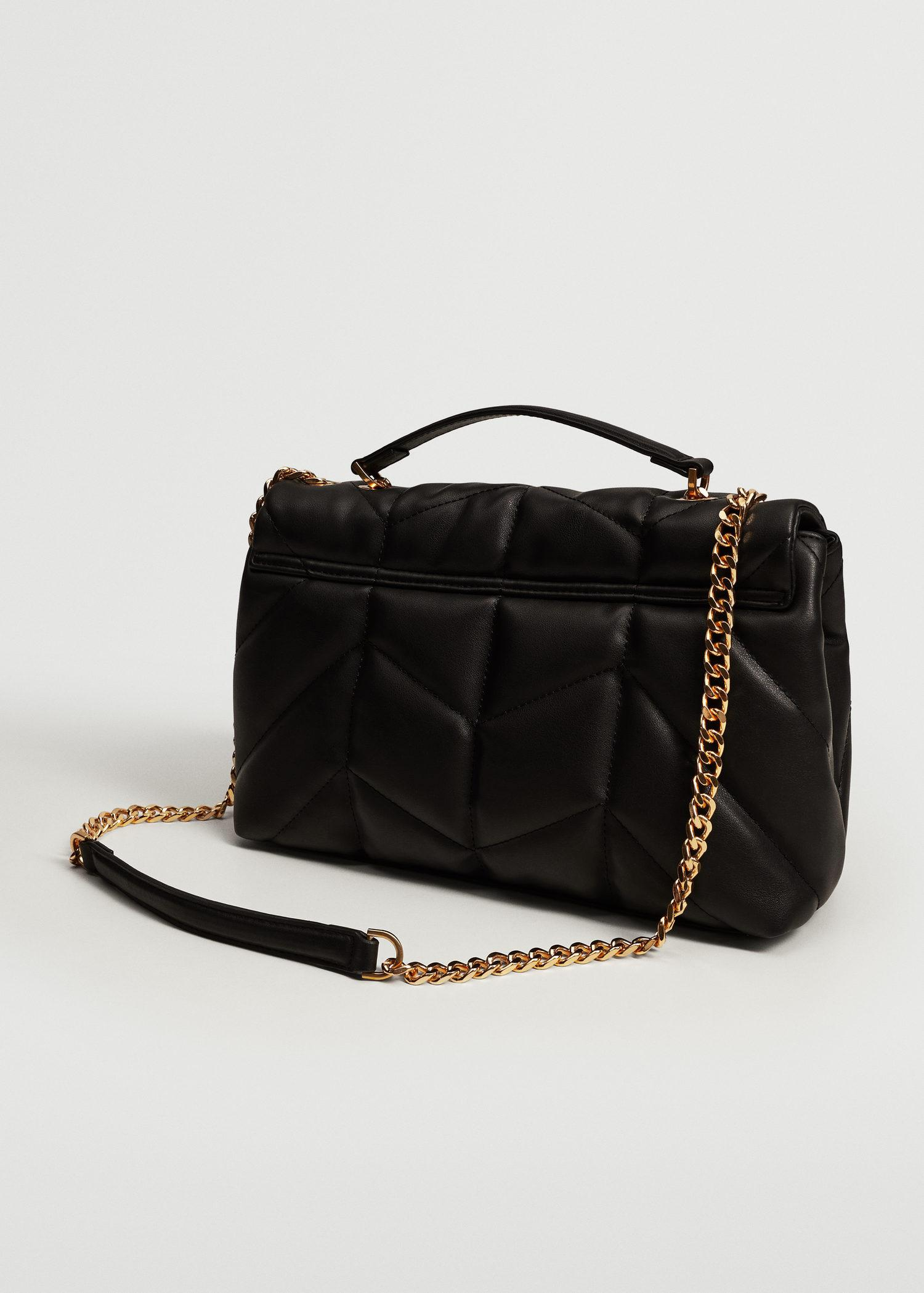 Quilted chain bag 3