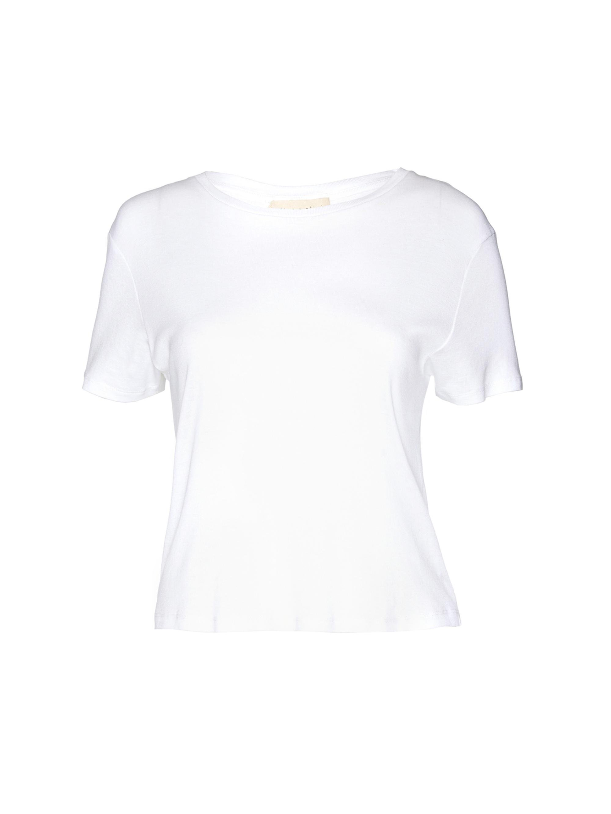 CINDY CLASSIC CROPPED TEE 7
