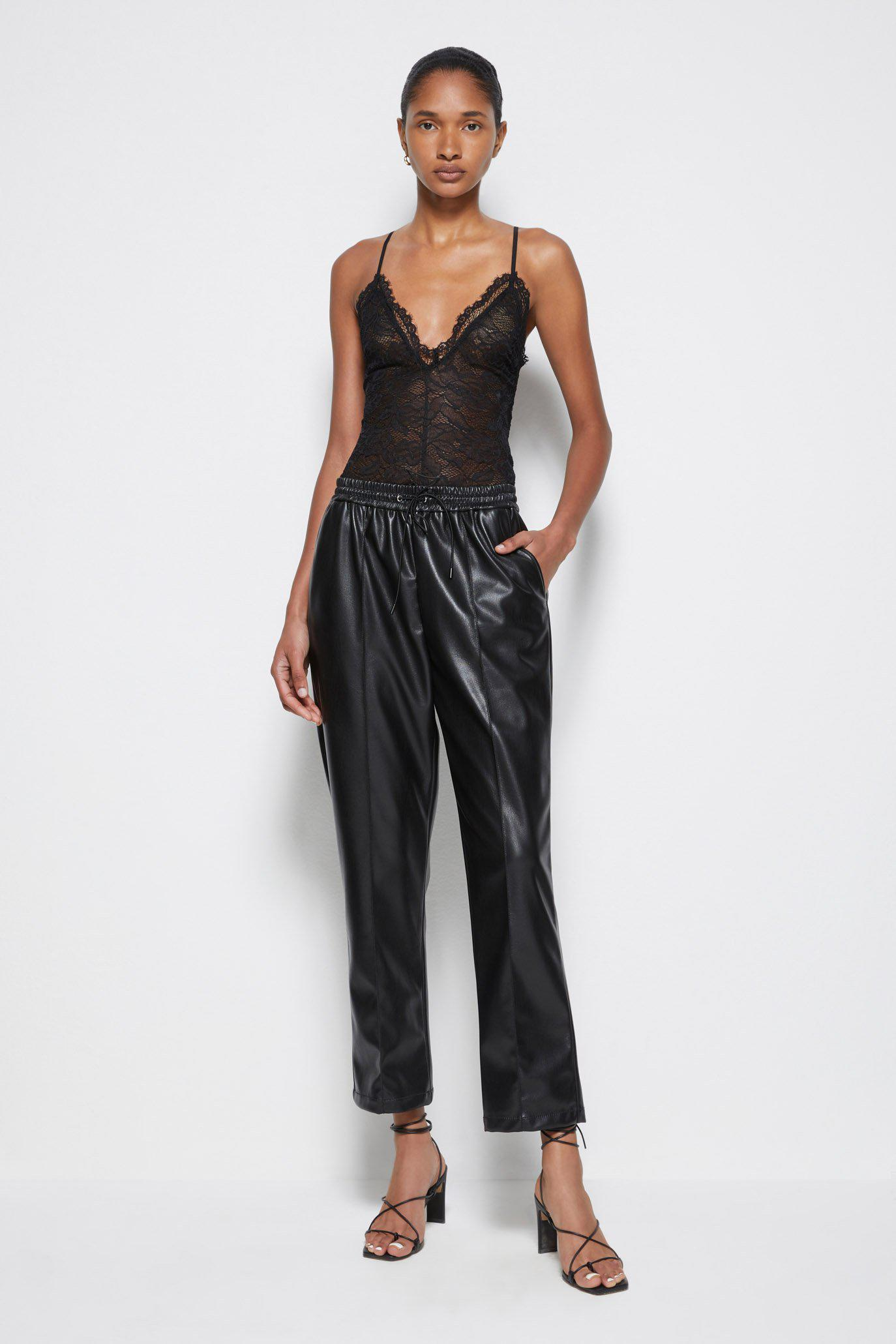 Stacey Recycled Lace Bodysuit 2