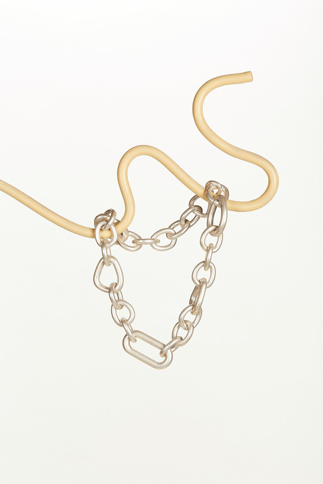 REYES NECKLACE - SILVER