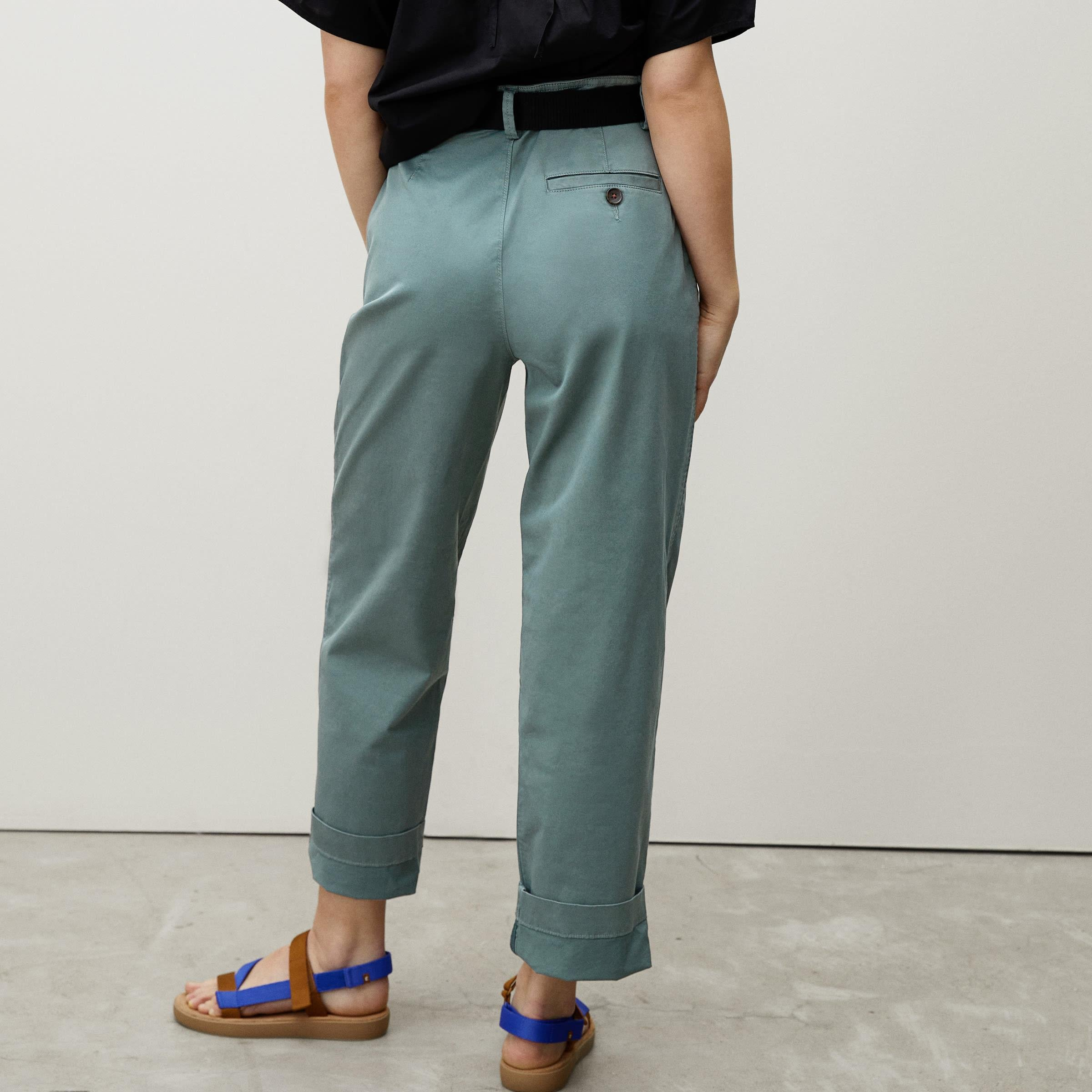 The Pleated Chino 2