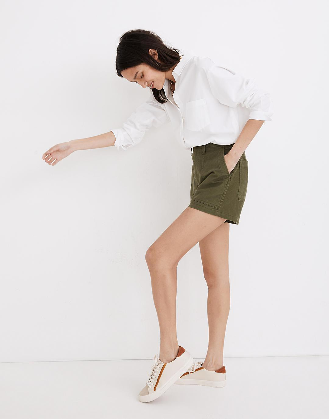 The Perfect Vintage Military Short 1