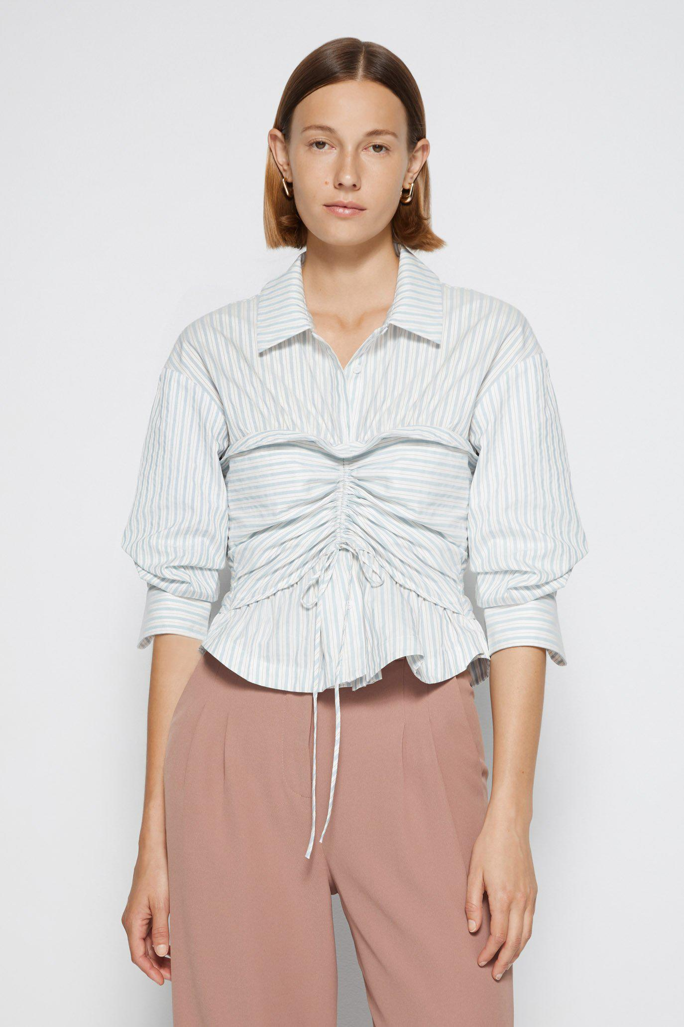 Sonya Ruched Top