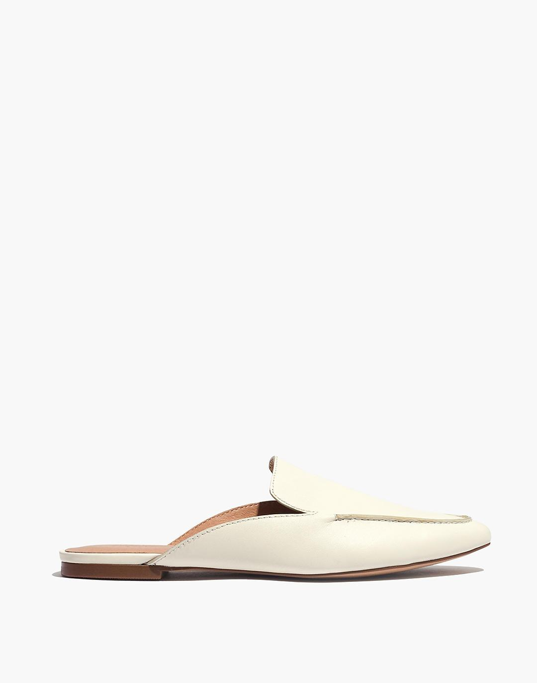 The Frances Skimmer Mule in Leather 1