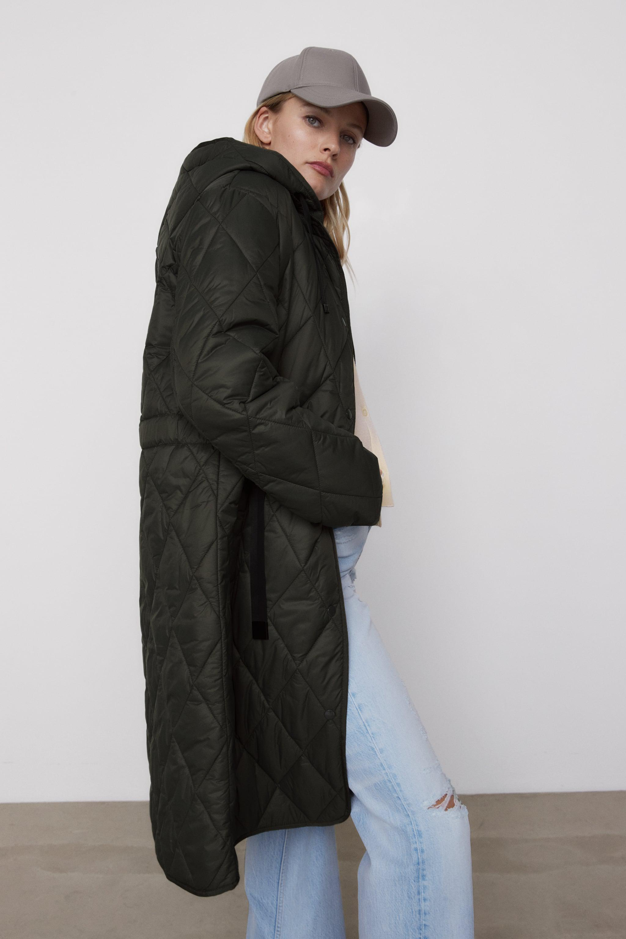 WATER AND WIND PROTECTION PUFFER COAT 2