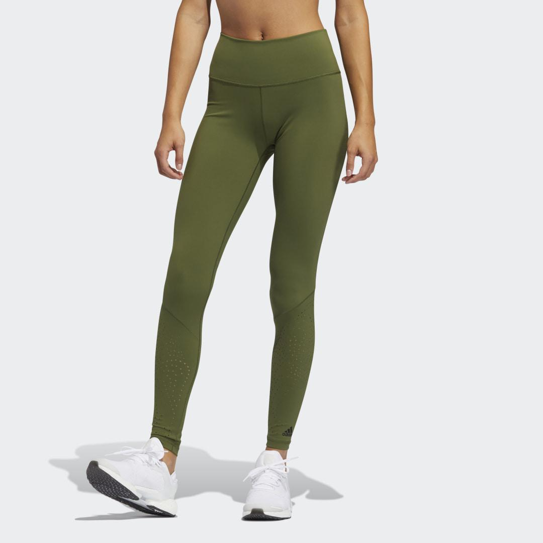 Believe This 2.0 Perfect Long Tights Wild Pine XS - Womens Training Pants