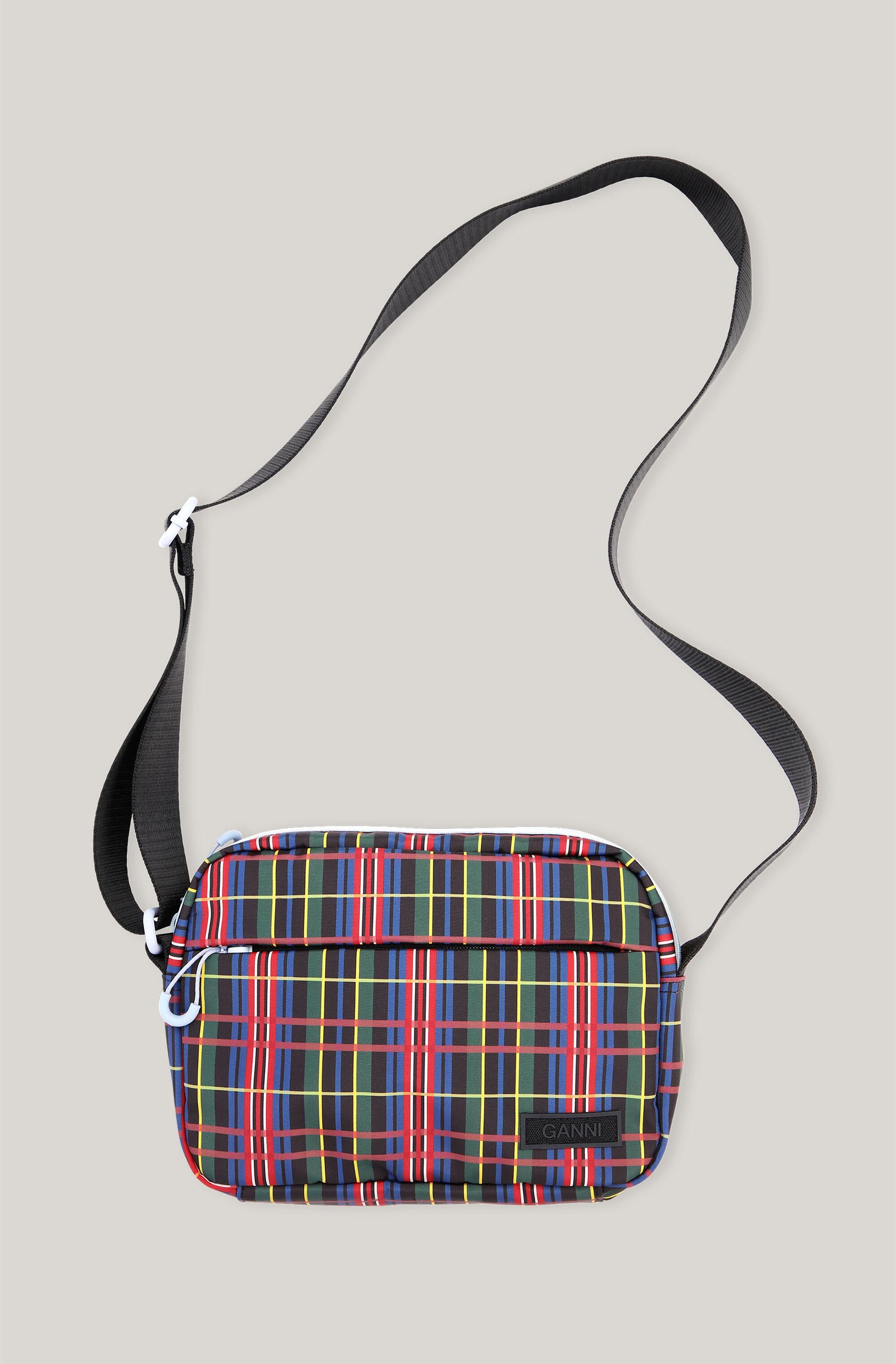 Recycled Polyester Festival Bag