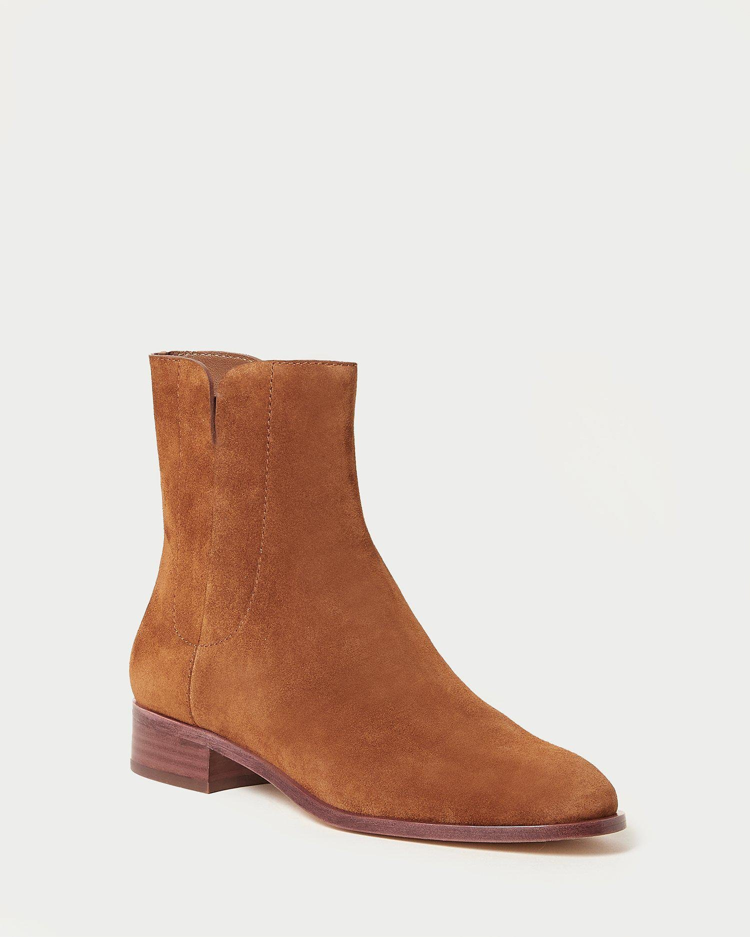 Ronnie Cacao Ankle Boot
