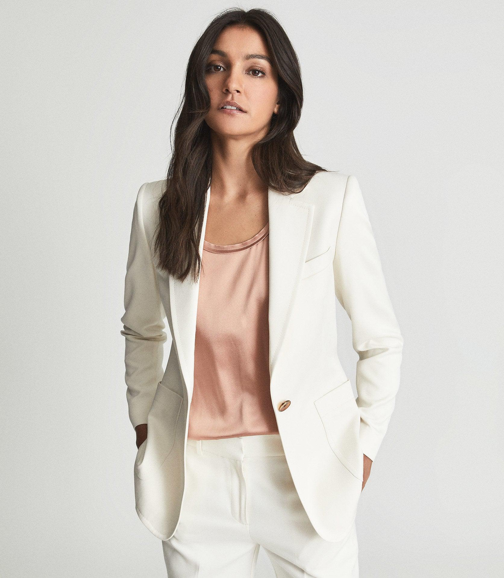 EMBER - TAILORED SINGLE BREASTED BLAZER 1