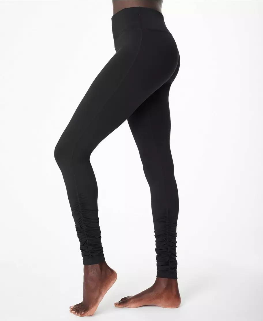 All Day Ruched Hem Workout Leggings